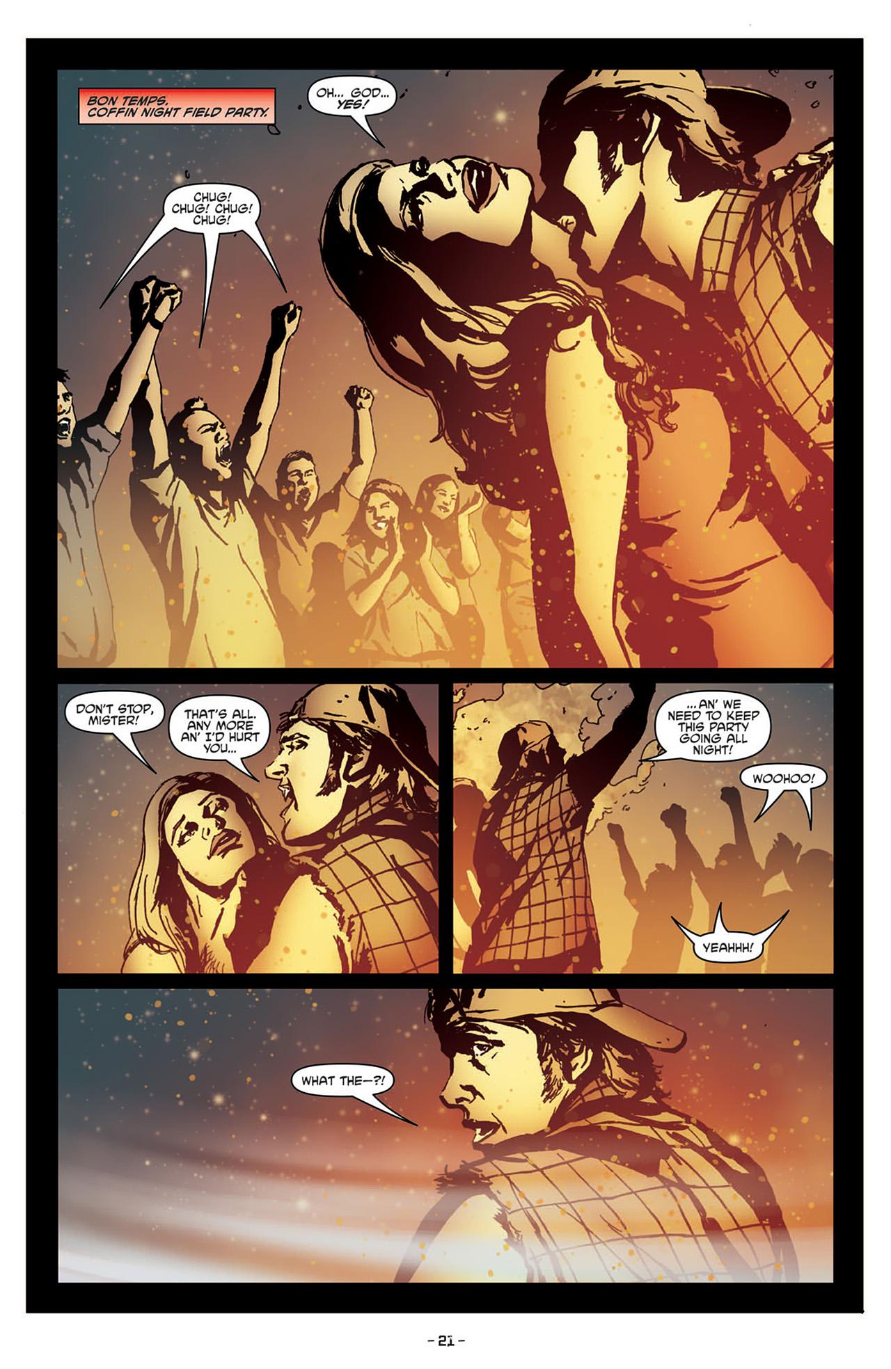 Read online True Blood (2012) comic -  Issue #2 - 22