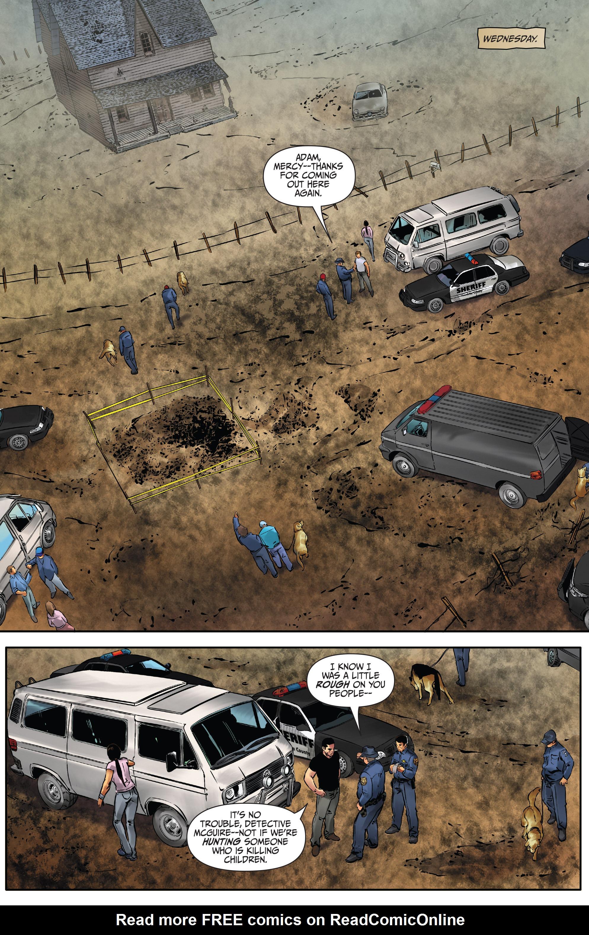 Read online Mercy Thompson comic -  Issue #2 - 18