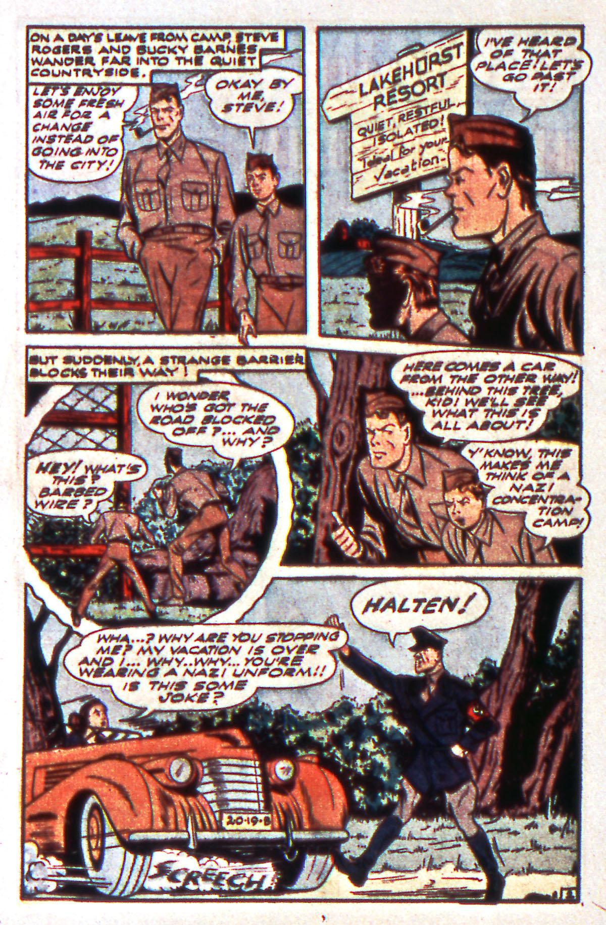 Read online All-Winners Comics comic -  Issue #12 - 16
