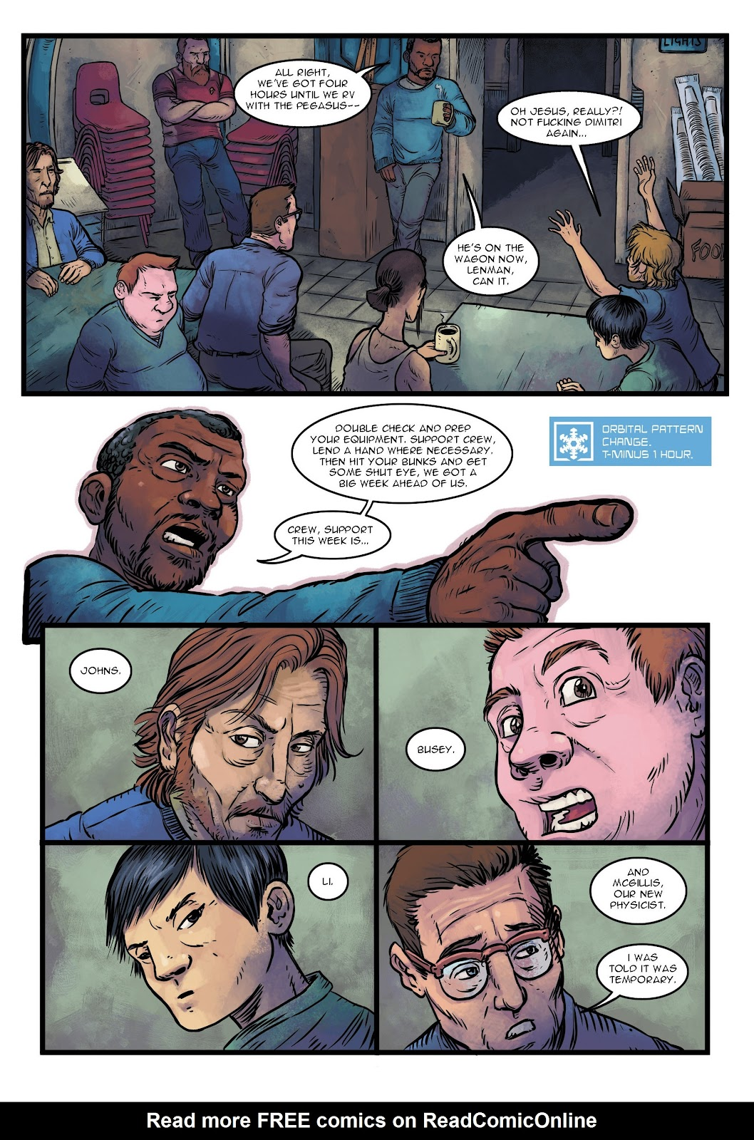 Read online Impossible comic -  Issue # TPB - 21