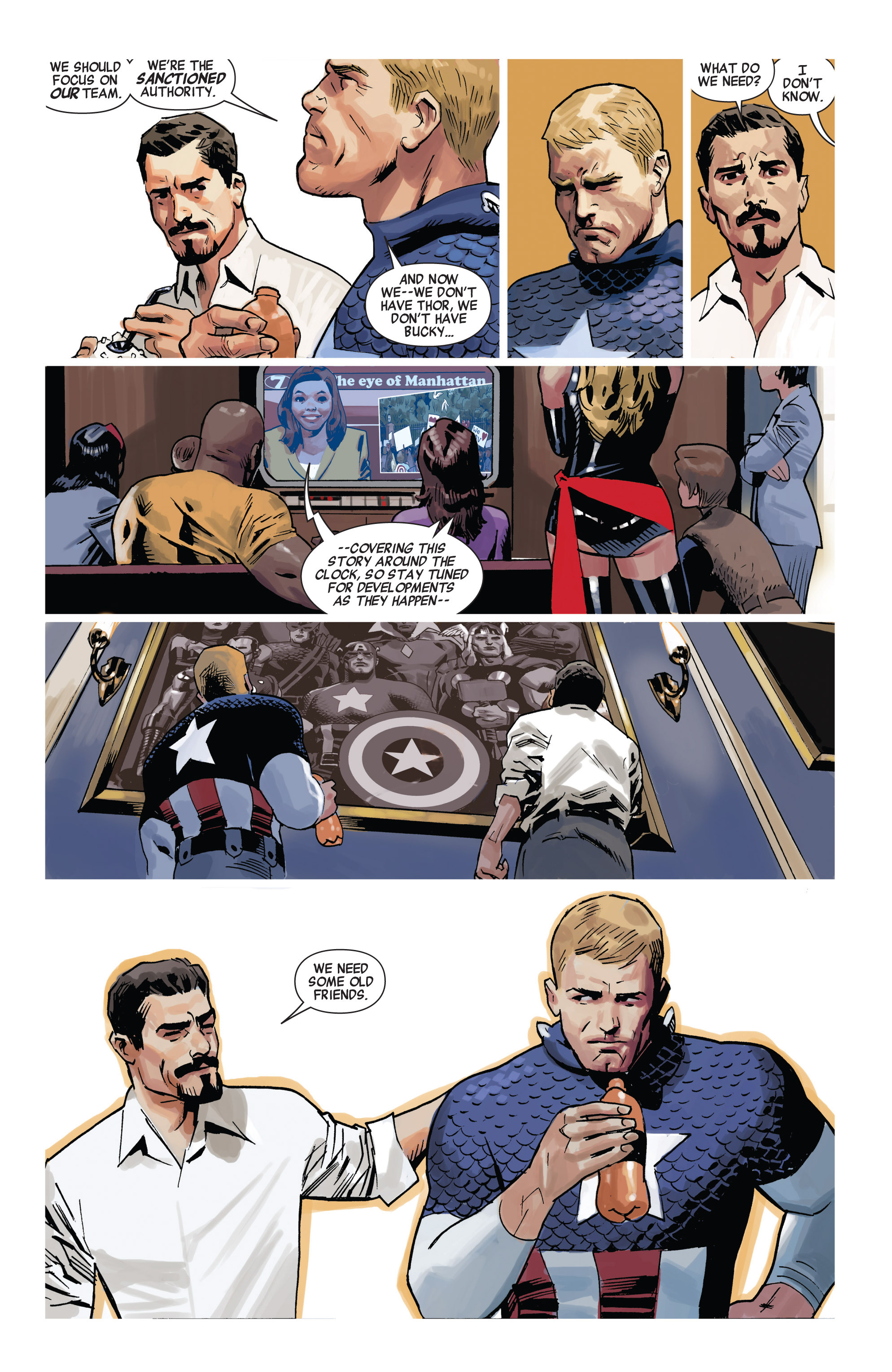 Read online Avengers (2010) comic -  Issue #19 - 9