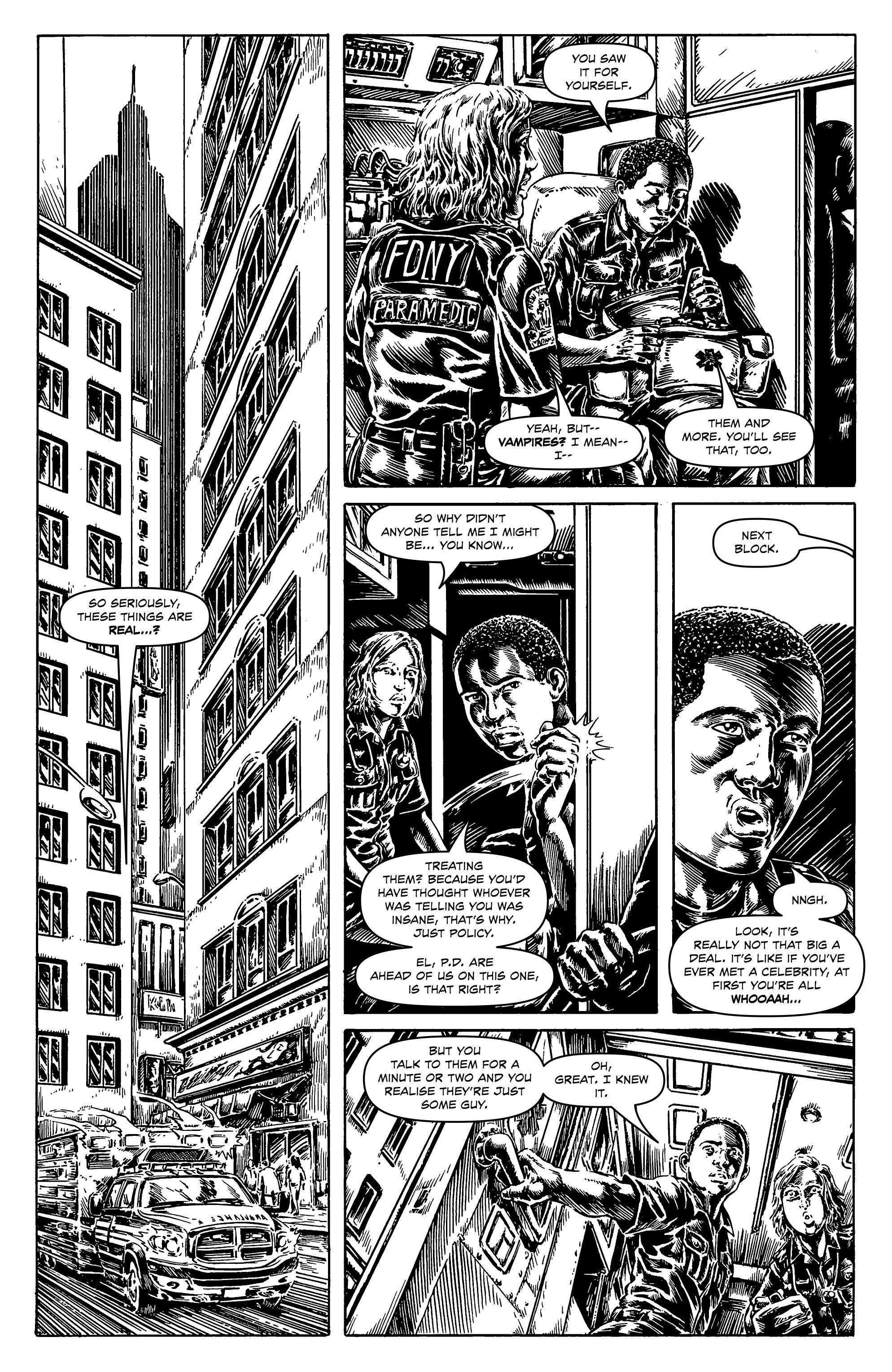 Read online Alan Moore's Cinema Purgatorio comic -  Issue #2 - 15