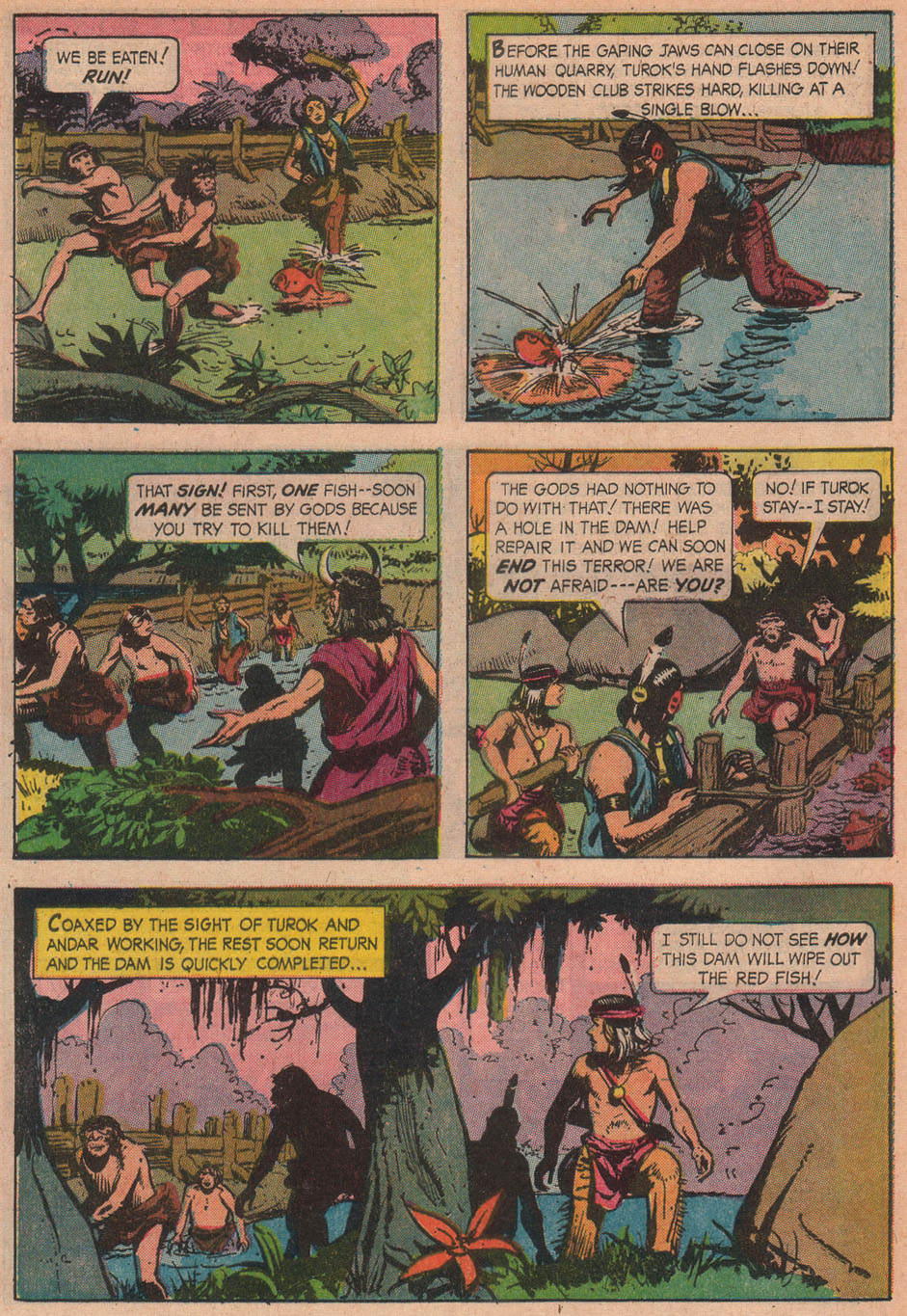 Read online Turok, Son of Stone comic -  Issue #51 - 32