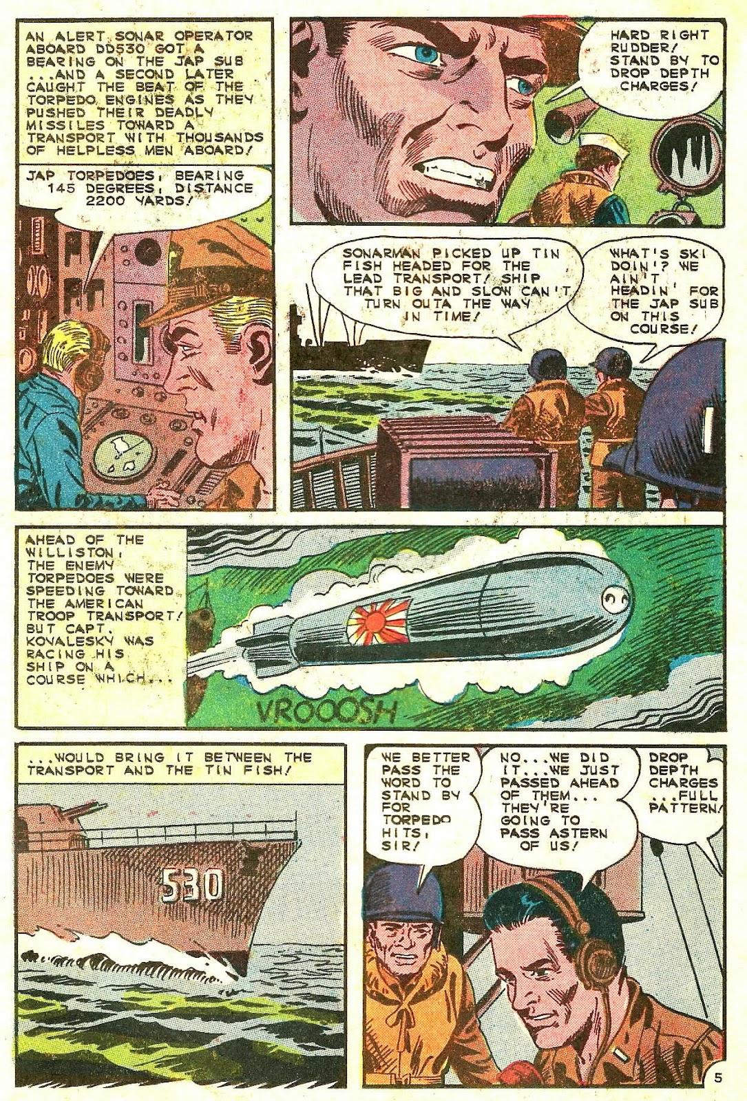 Read online Fightin' Navy comic -  Issue #125 - 19