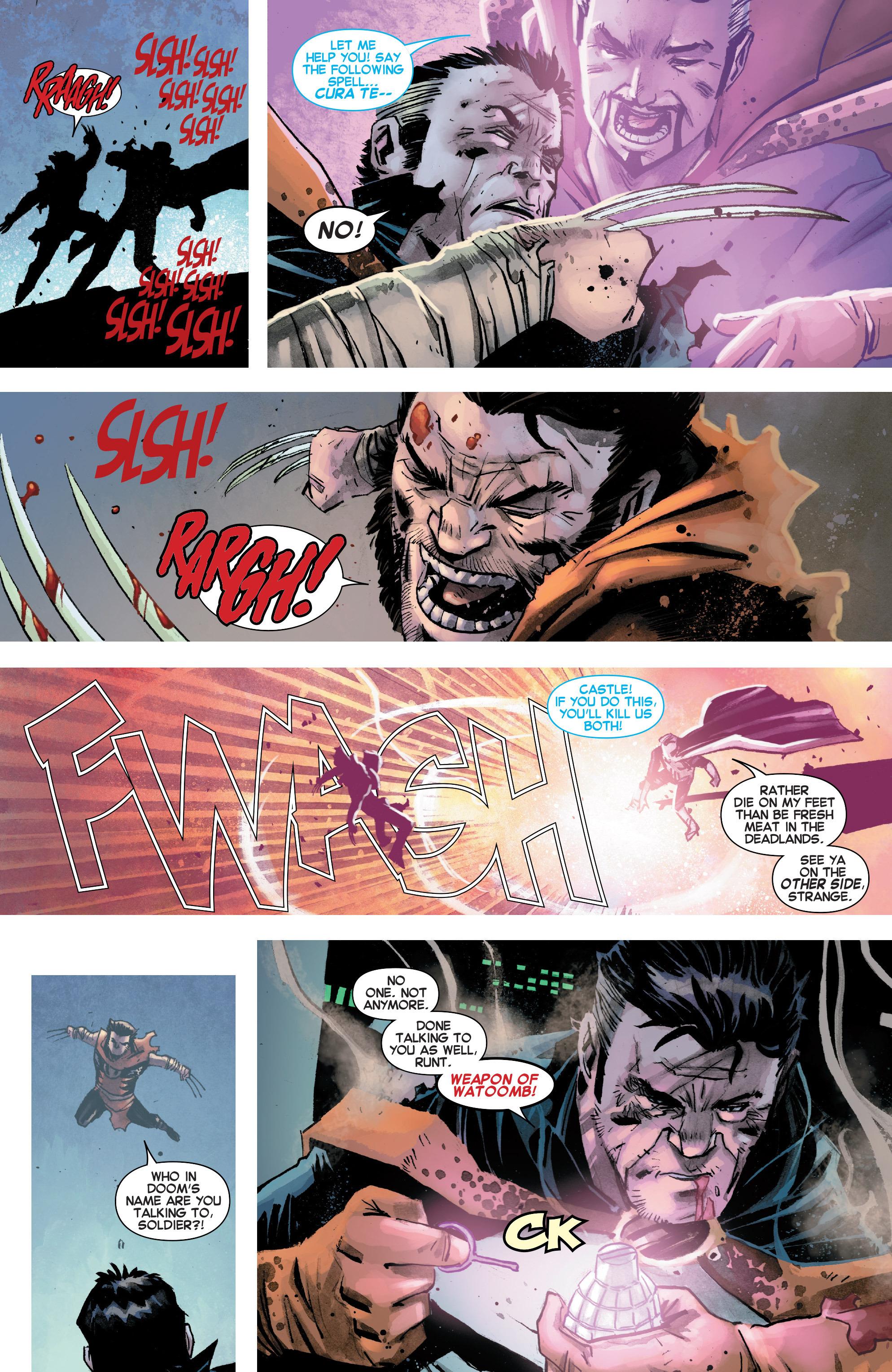 Read online Secret Wars: Battleworld comic -  Issue #1 - 8