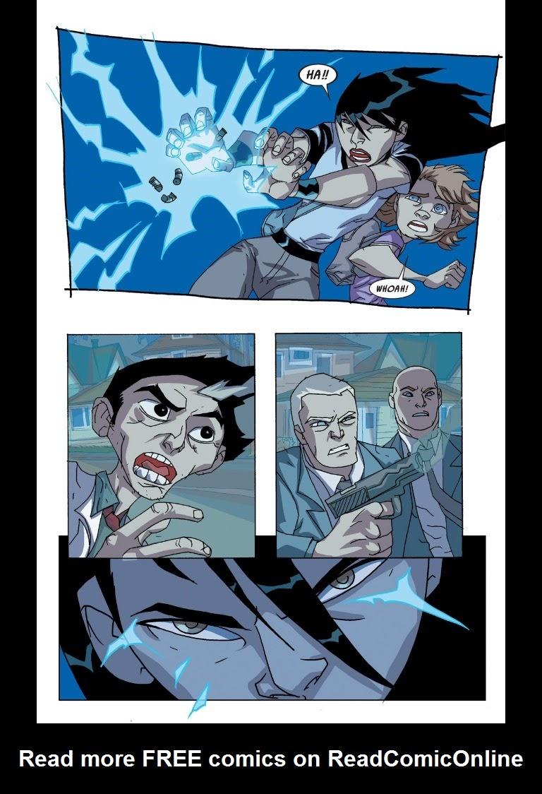 Read online Takio (2011) comic -  Issue # TPB - 53