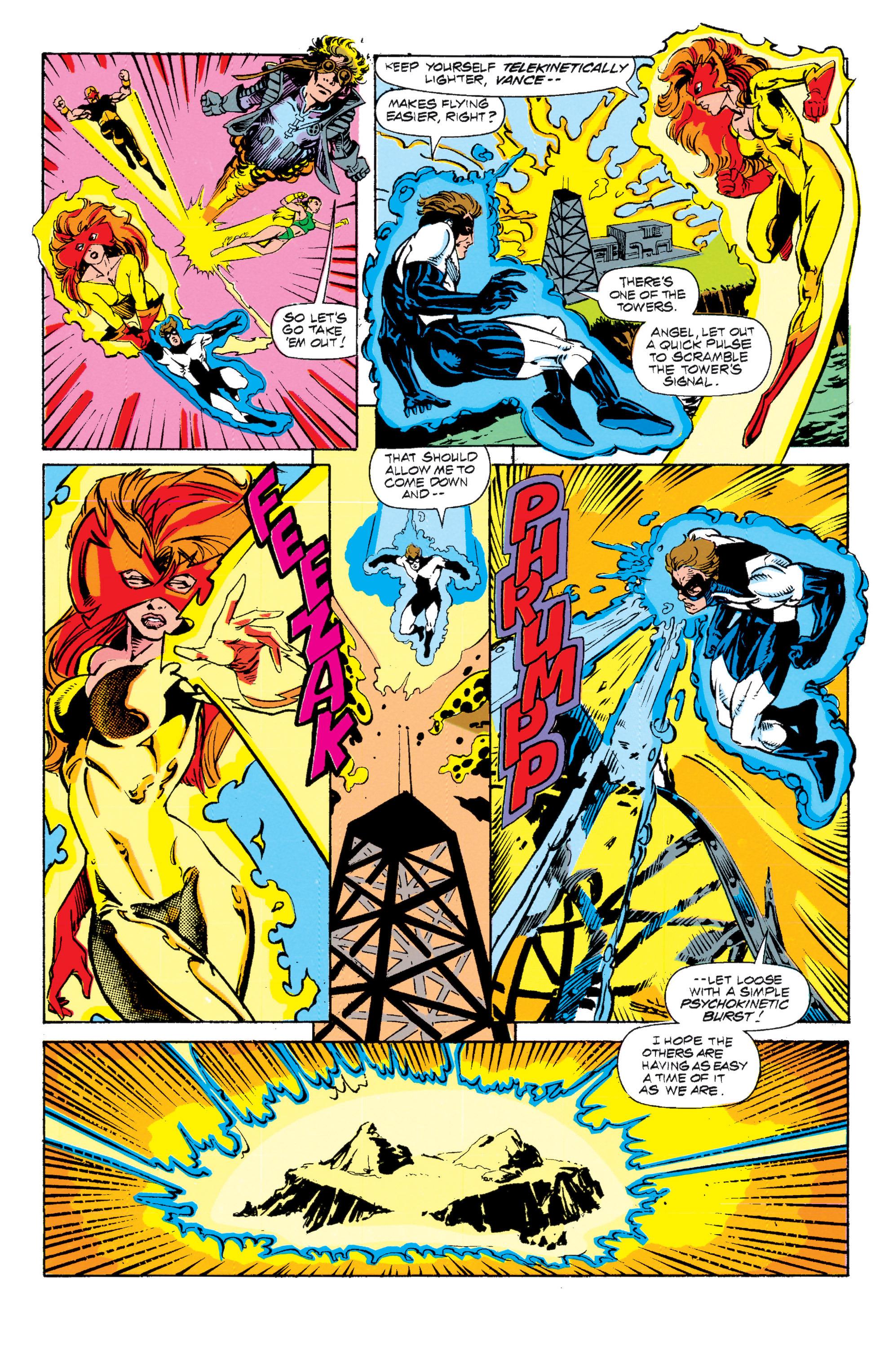 Read online Uncanny X-Men (1963) comic -  Issue # _Annual 15 - 5