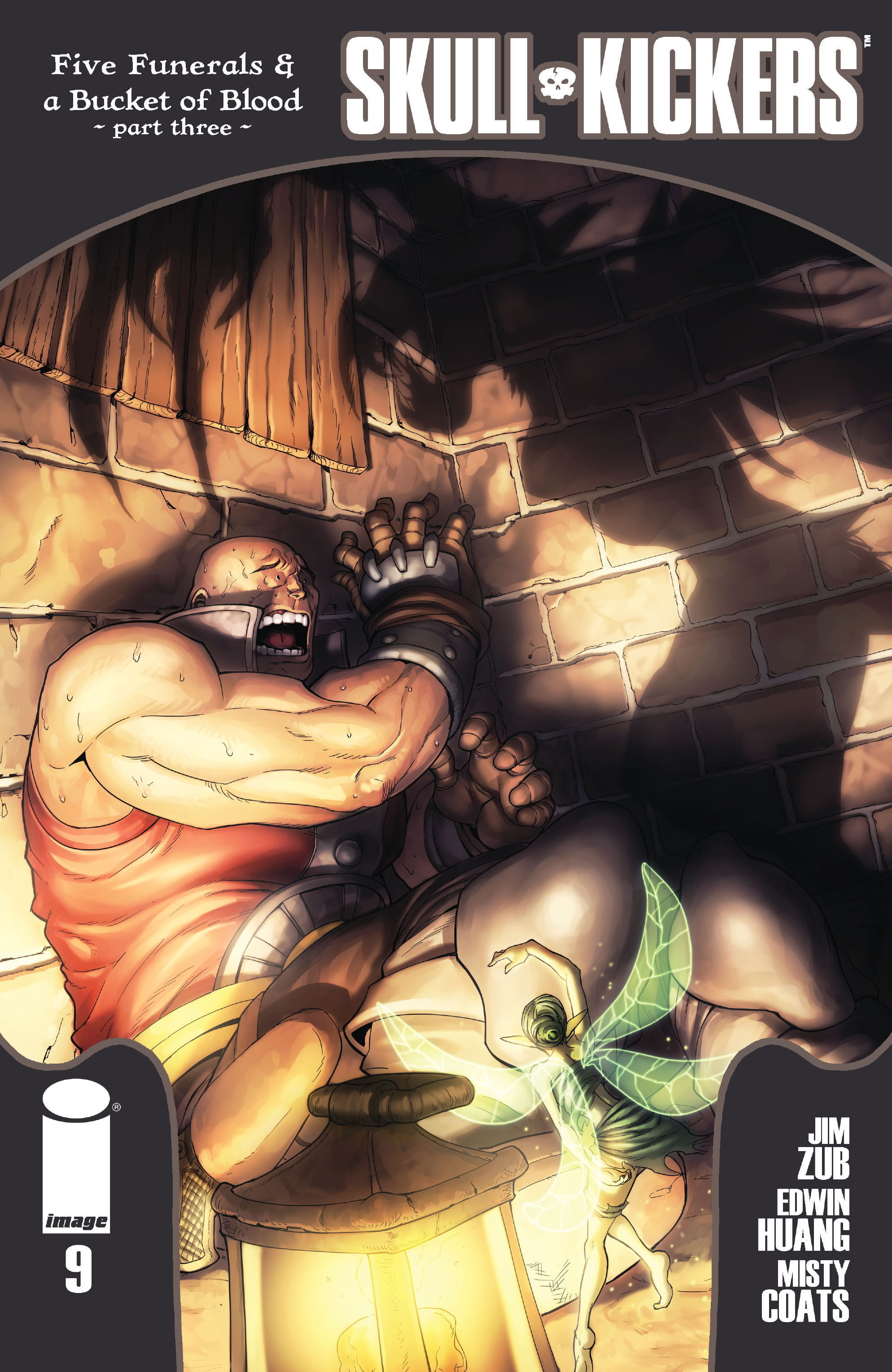 Read online Skullkickers comic -  Issue #9 - 1