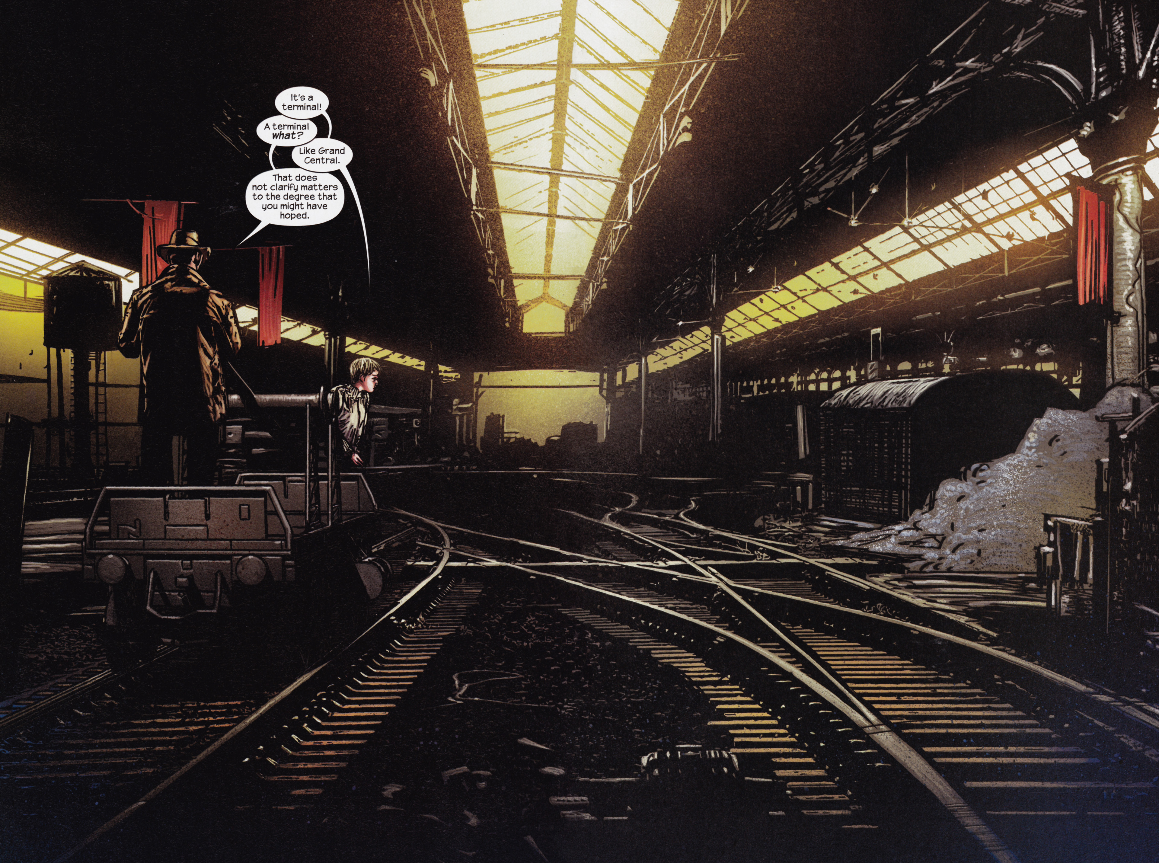 Read online Dark Tower: The Gunslinger - The Man in Black comic -  Issue #3 - 15