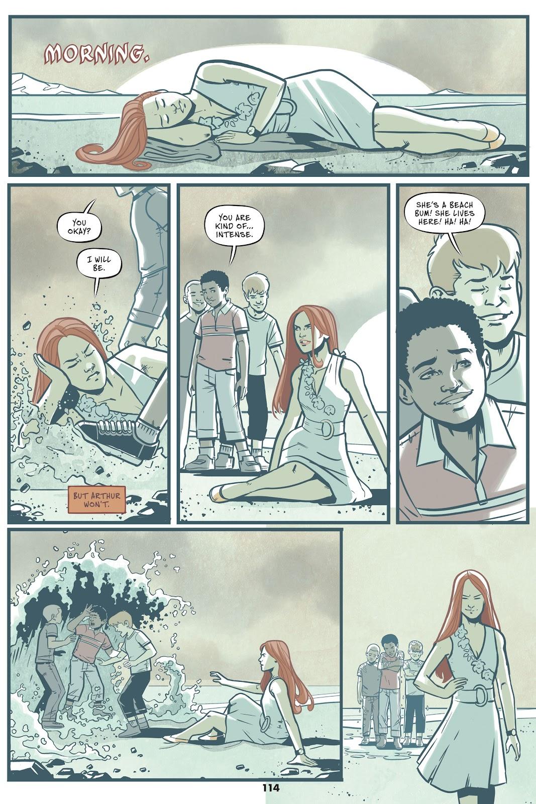 Read online Mera: Tidebreaker comic -  Issue # TPB (Part 2) - 14