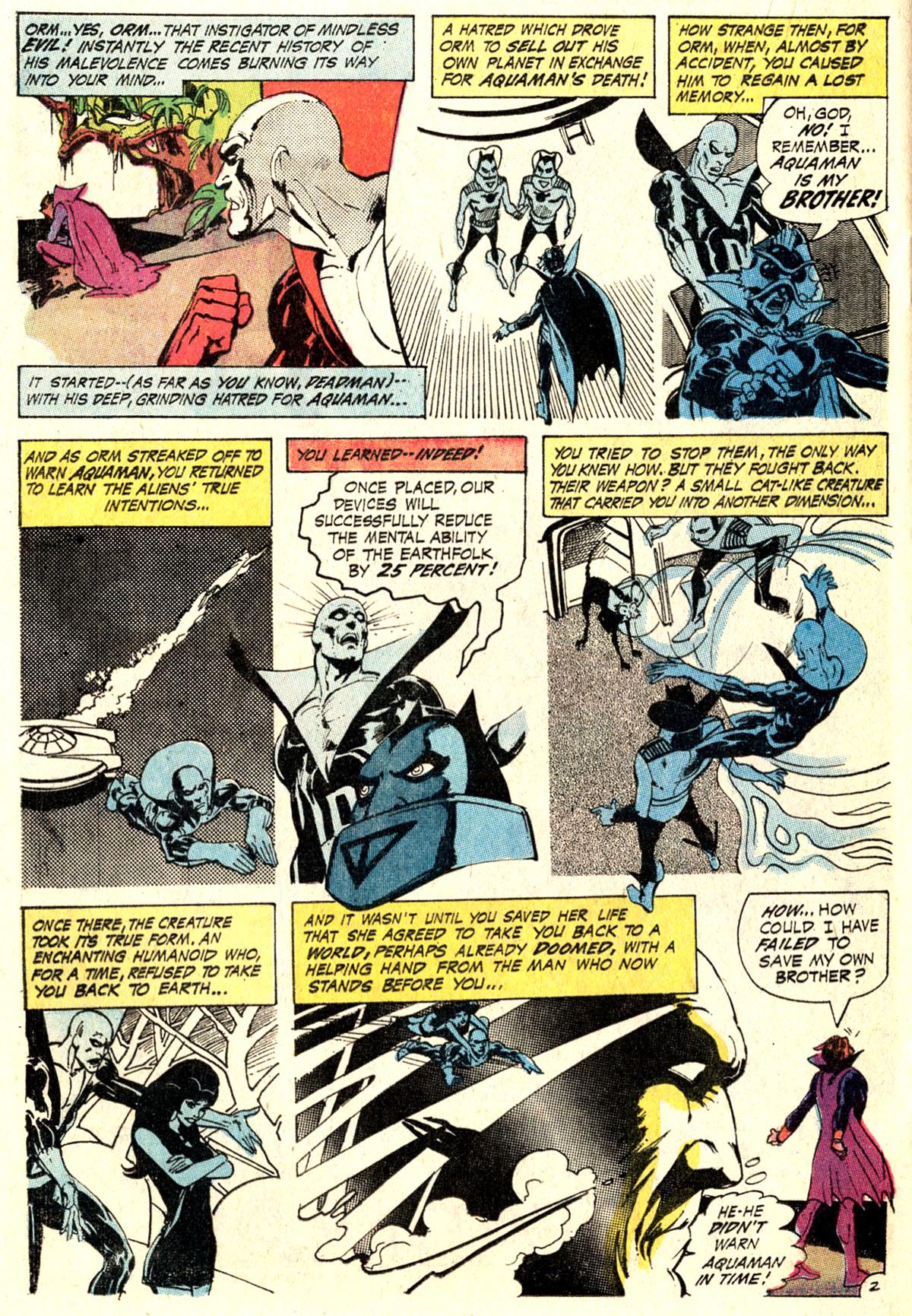 Read online Aquaman (1962) comic -  Issue #52 - 20