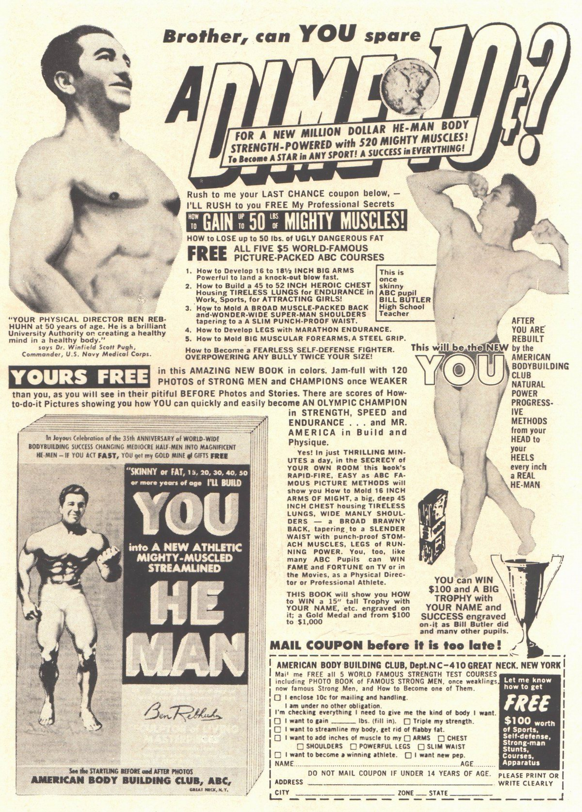 Read online Adventure Comics (1938) comic -  Issue #325 - 35