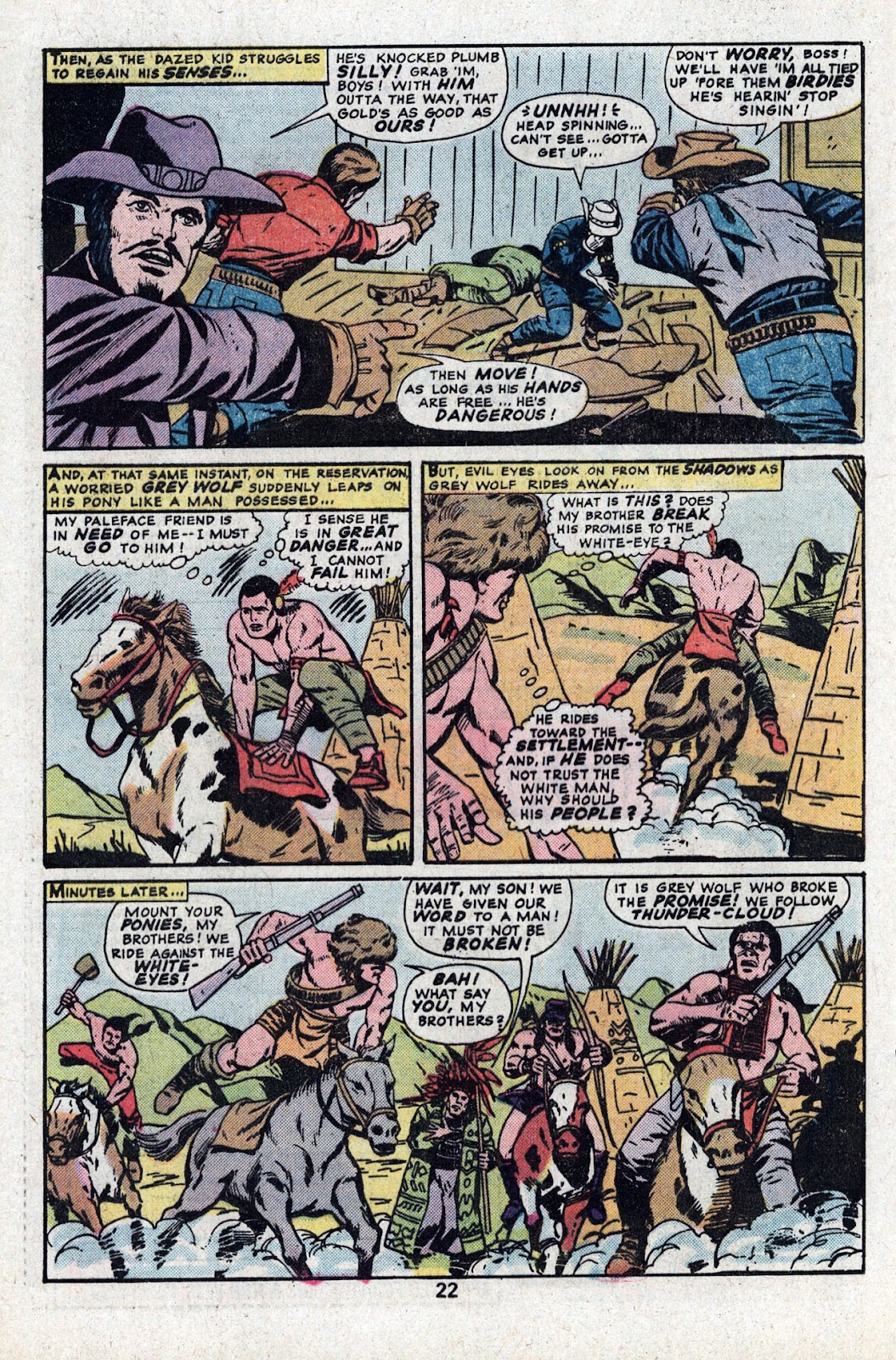The Rawhide Kid (1955) issue 130 - Page 24