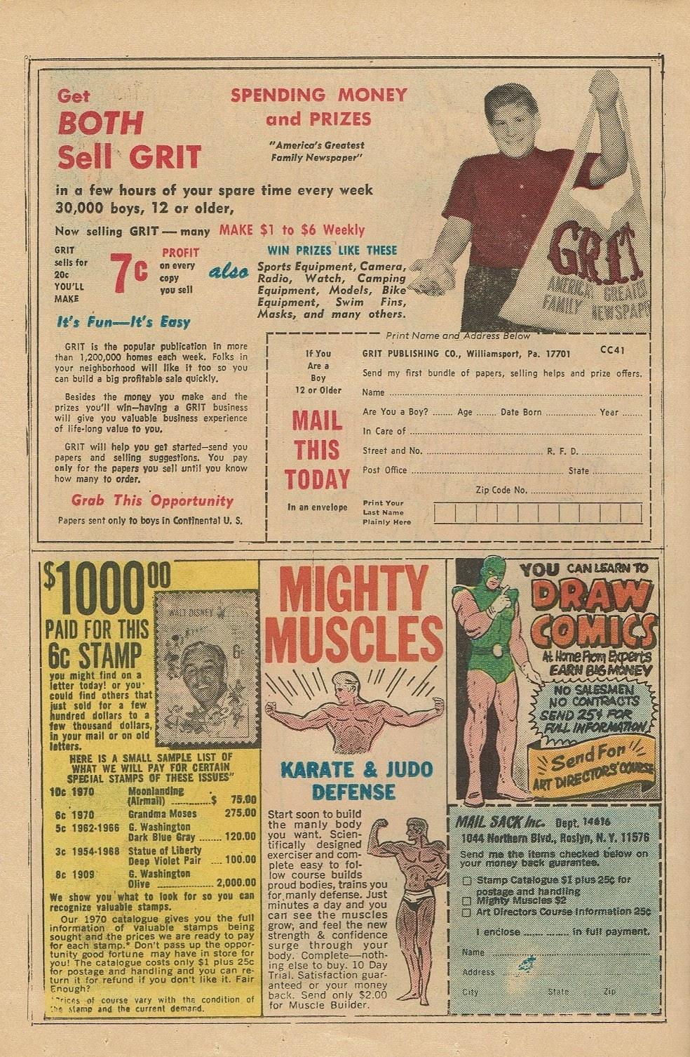 Underdog (1970) issue 6 - Page 14