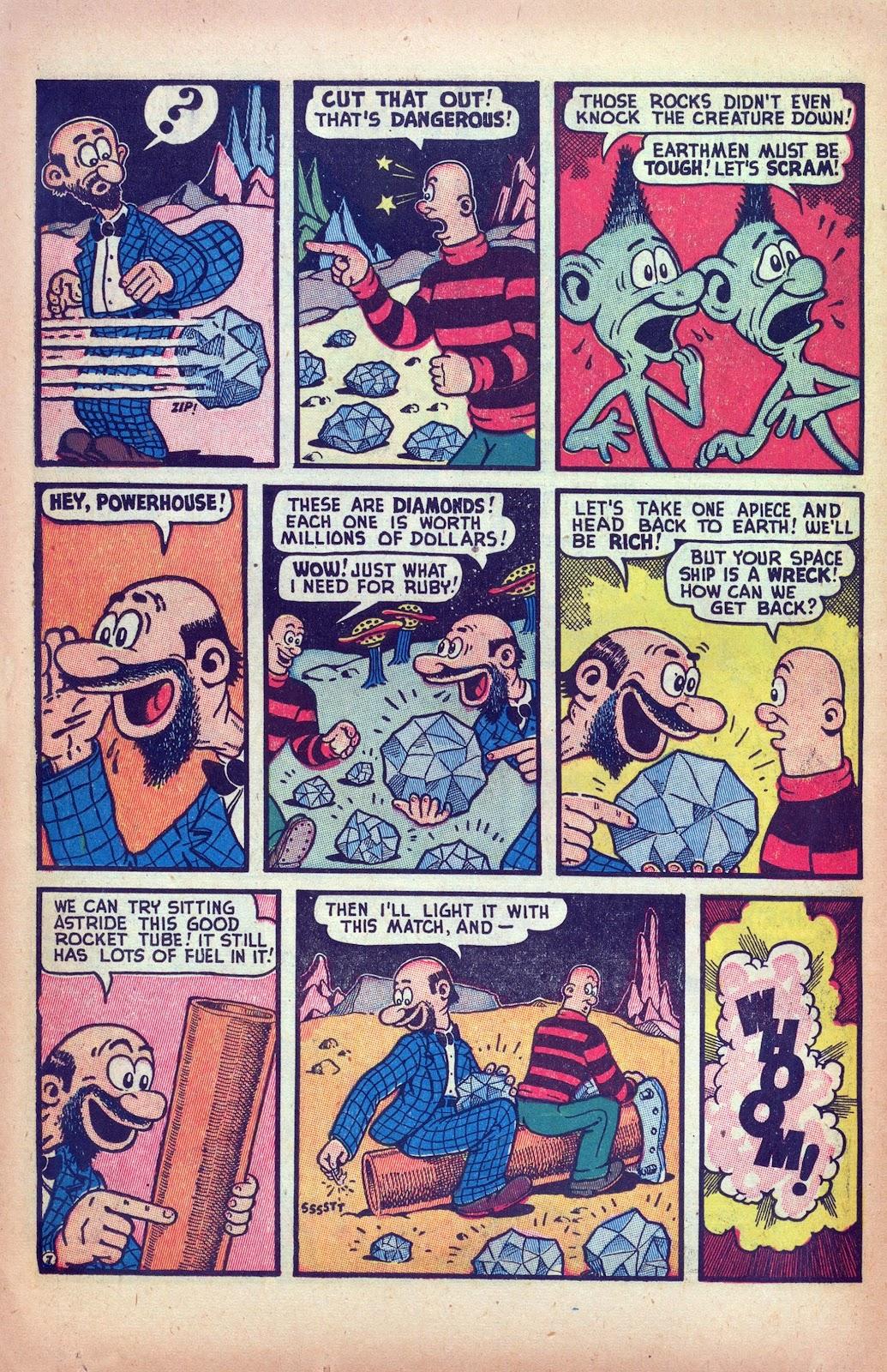 Read online Joker Comics comic -  Issue #26 - 38