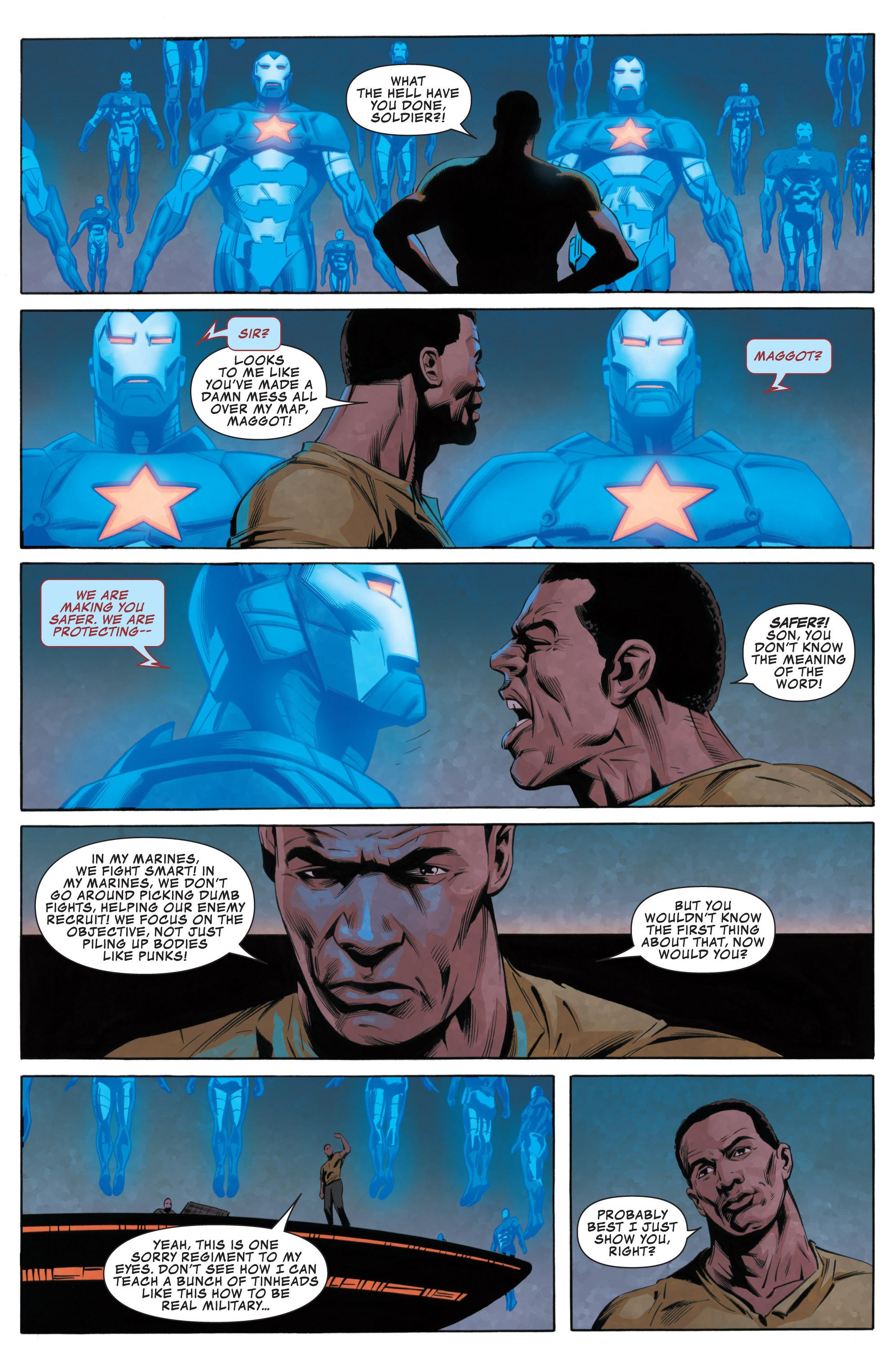 Read online Secret Avengers (2013) comic -  Issue #6 - 19