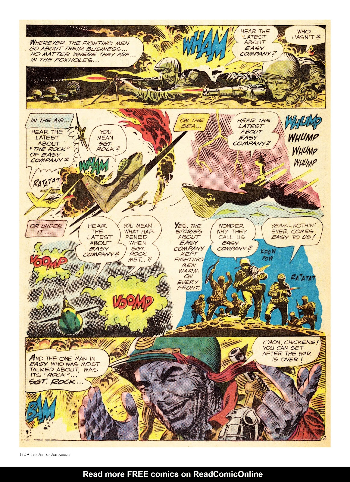 Read online The Art of Joe Kubert comic -  Issue # TPB (Part 2) - 52