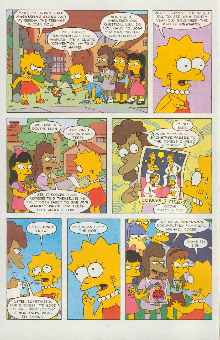 Read online Simpsons Comics comic -  Issue #49 - 3