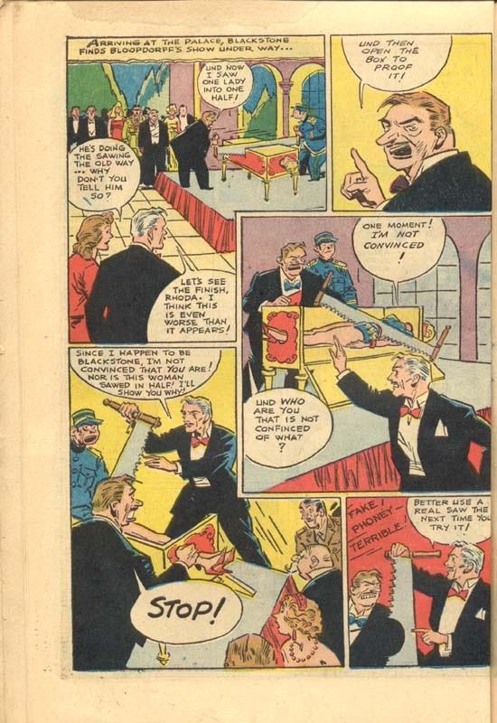 Super-Magician Comics issue 31 - Page 26
