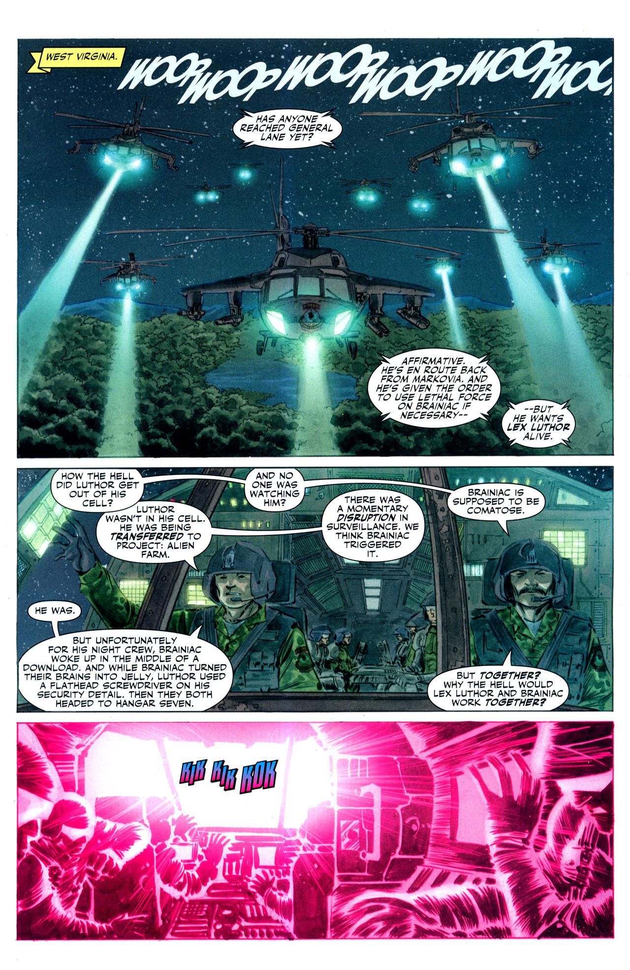 Read online Adventure Comics (2009) comic -  Issue #2 - 2