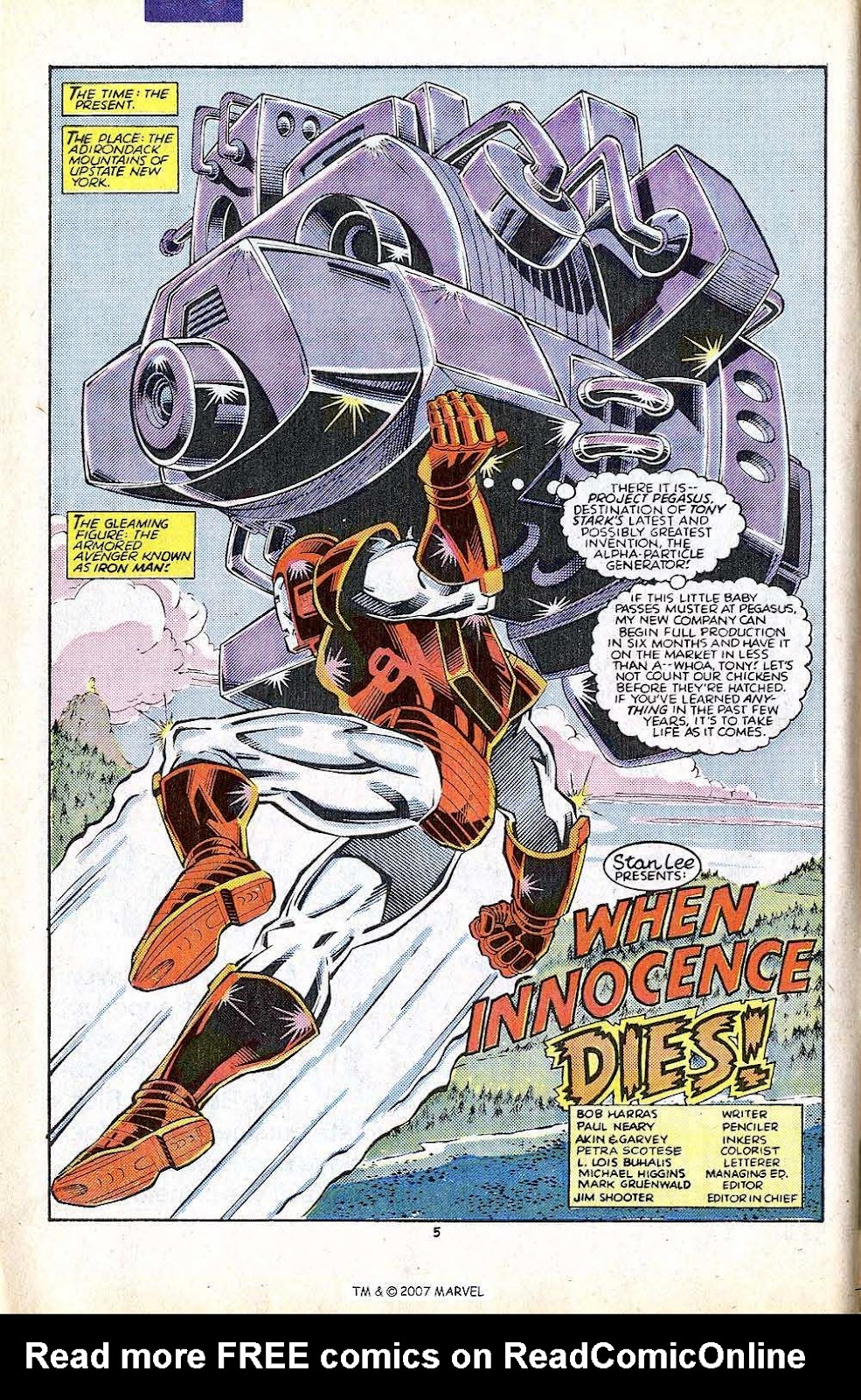 Iron Man Annual issue 8 - Page 8