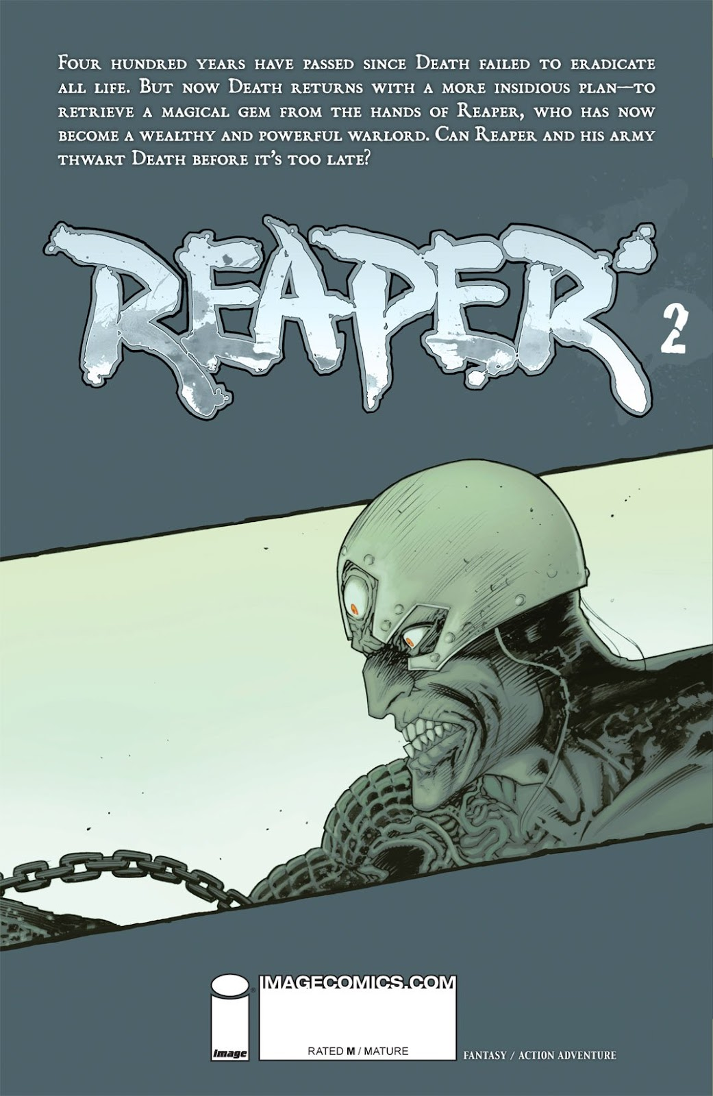 Read online Reaper comic -  Issue #2 - 50