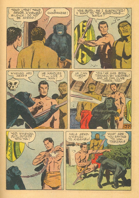 Tarzan (1948) issue 125 - Page 11