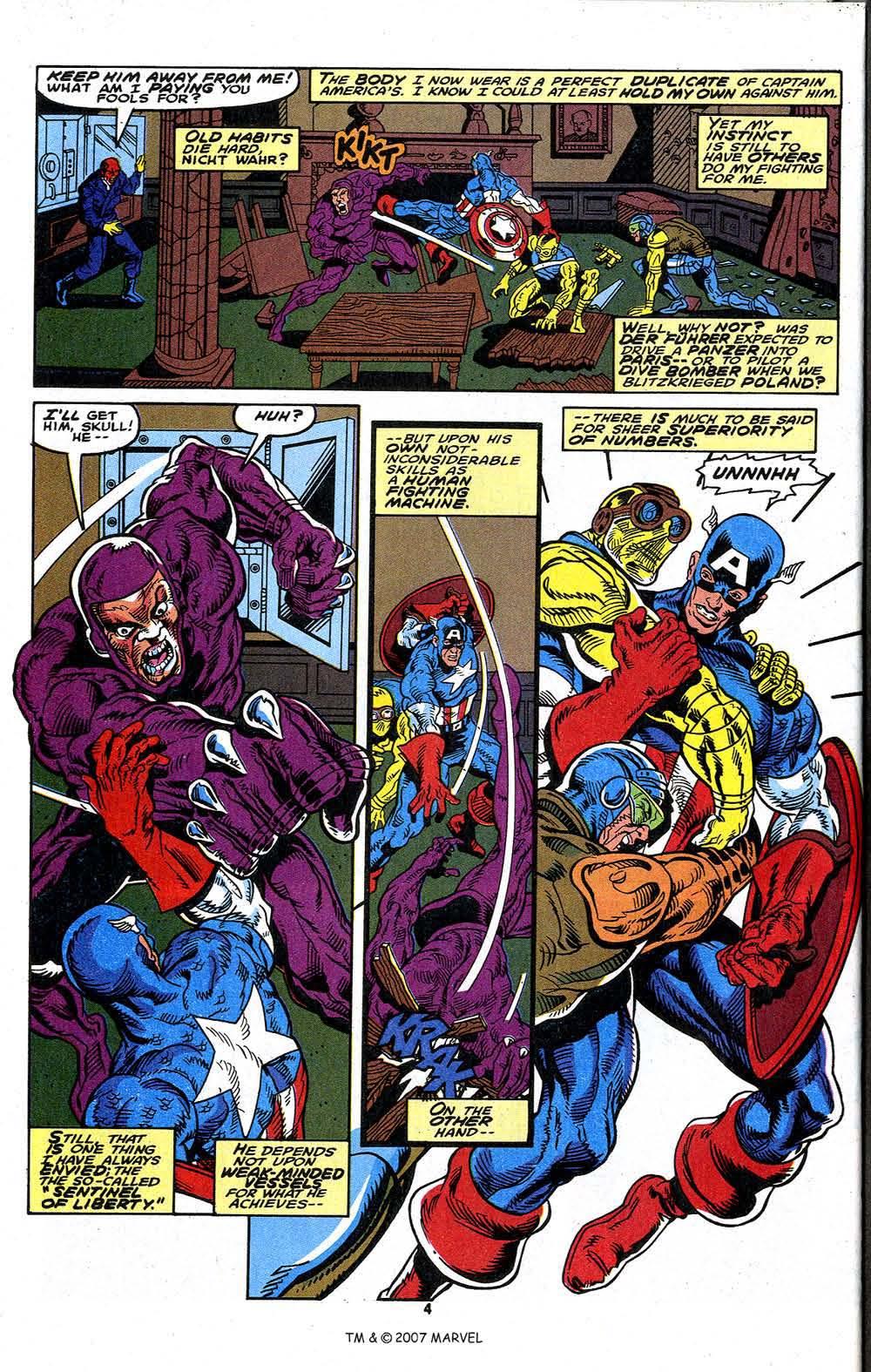 Read online Captain America (1968) comic -  Issue # _Annual 13 - 6