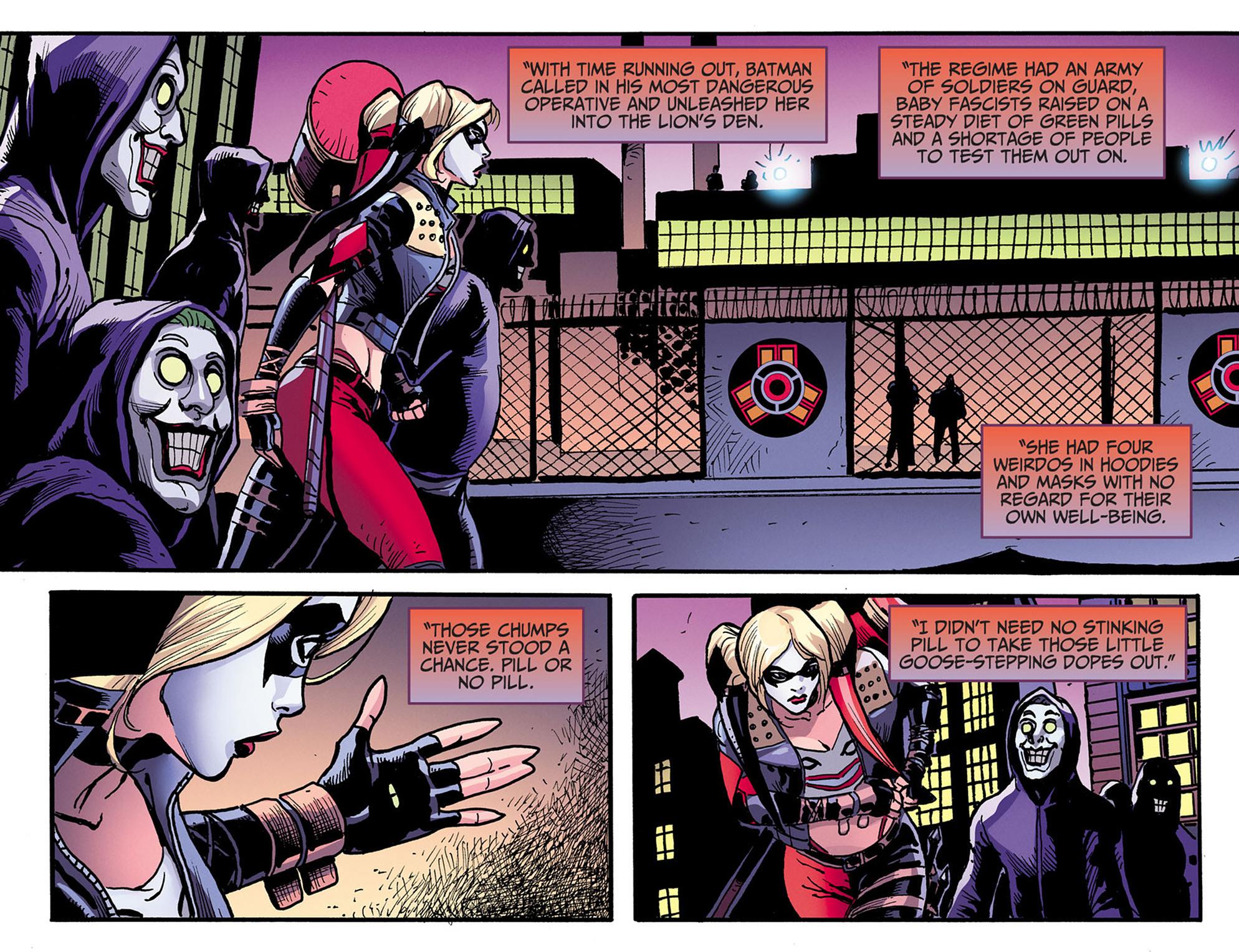 Read online Injustice: Ground Zero comic -  Issue #2 - 5