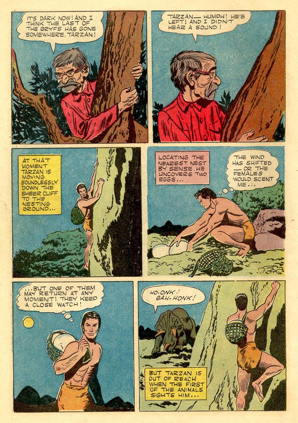 Tarzan (1948) issue 62 - Page 11