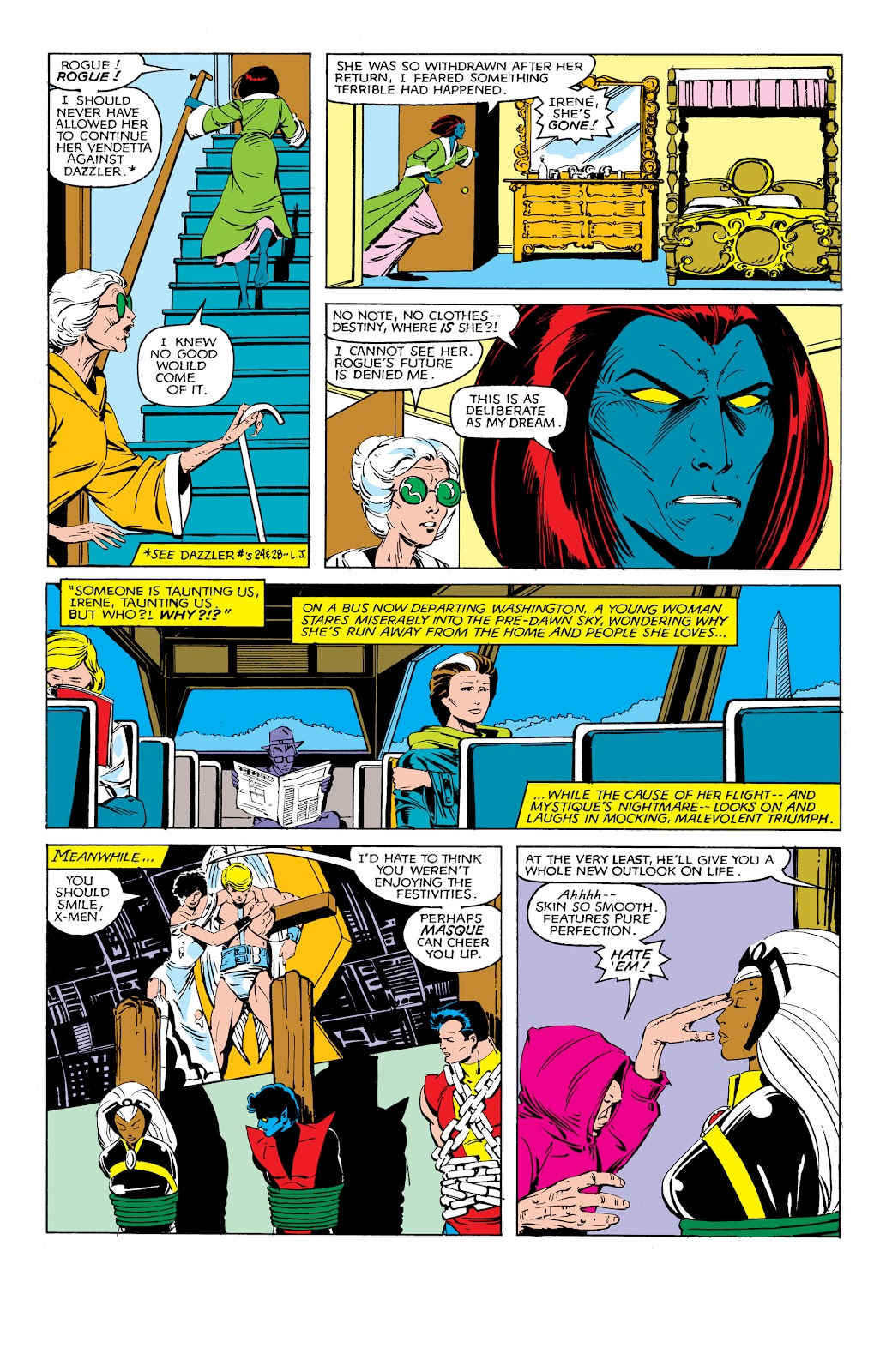 Uncanny X-Men (1963) issue 170 - Page 14