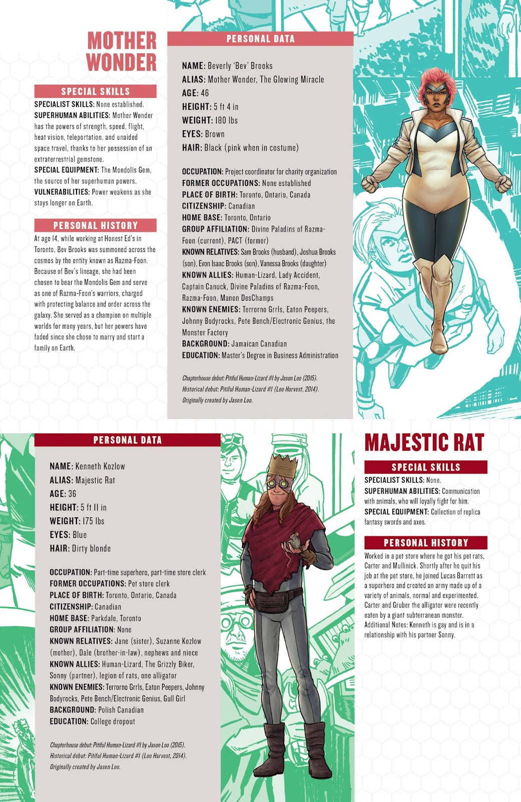 Captain Canuck: Invasion (Canada Day 2018) issue Full - Page 33
