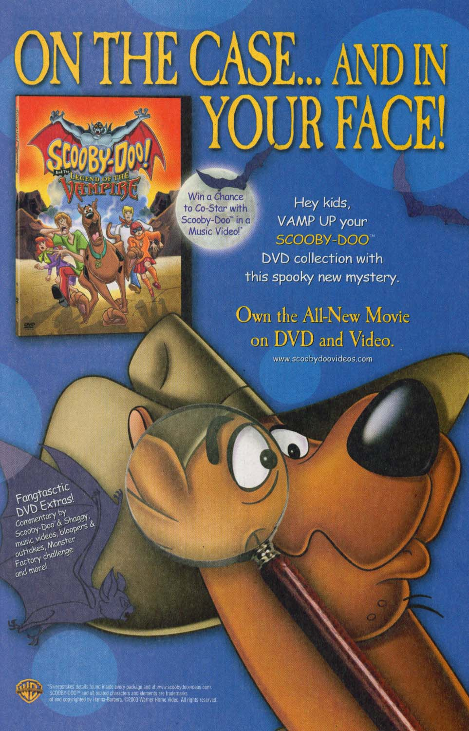 Read online Scooby-Doo (1997) comic -  Issue #70 - 33