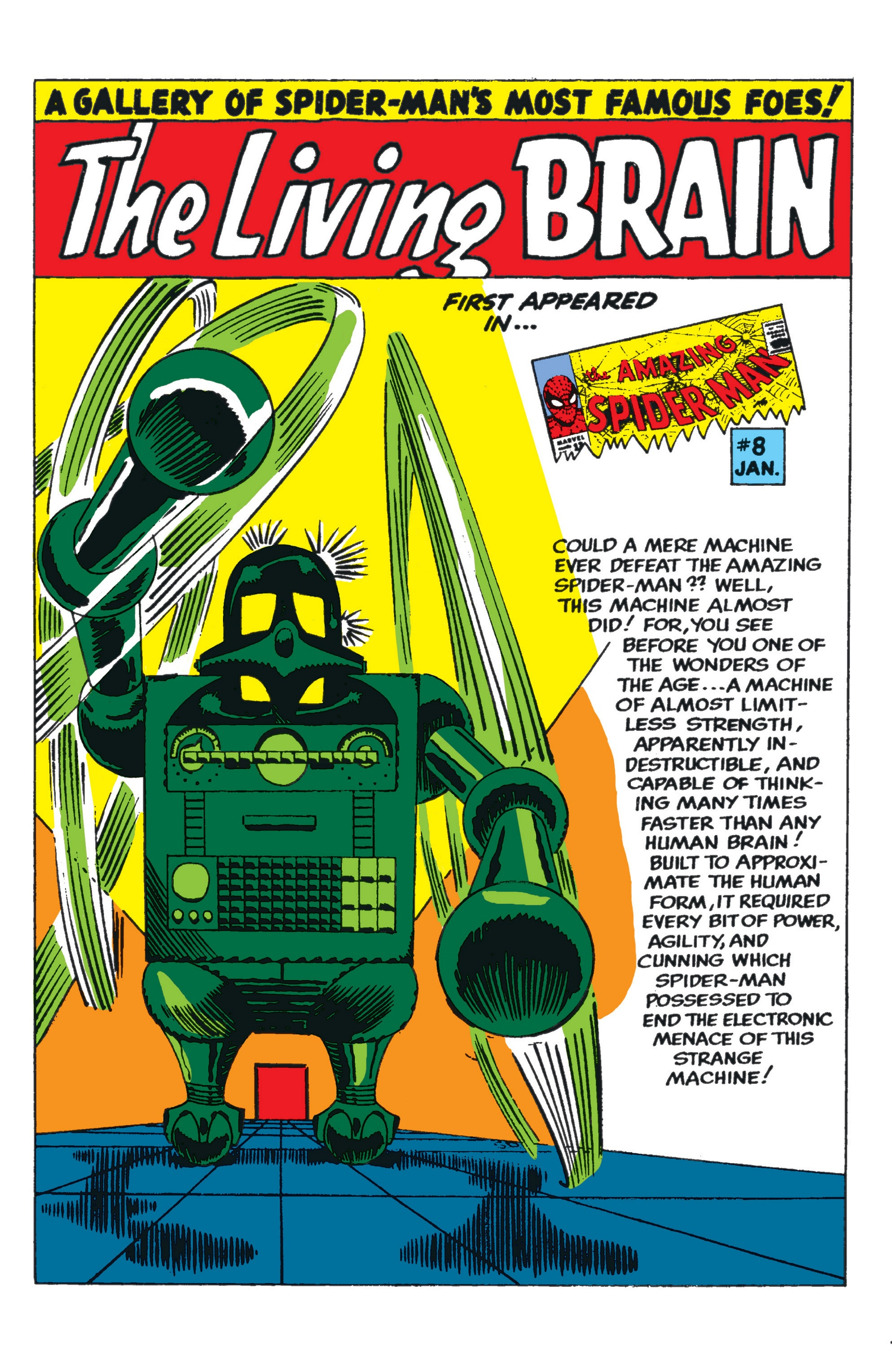 The Amazing Spider-Man (1963) _Annual_1 Page 50