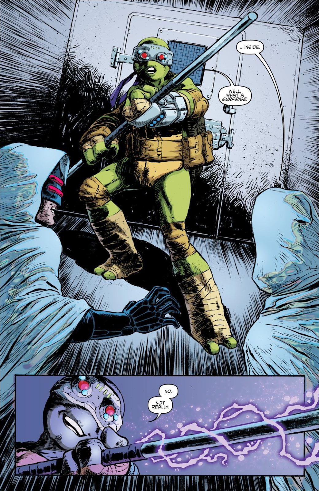 Read online Teenage Mutant Ninja Turtles: The IDW Collection comic -  Issue # TPB 7 (Part 3) - 30