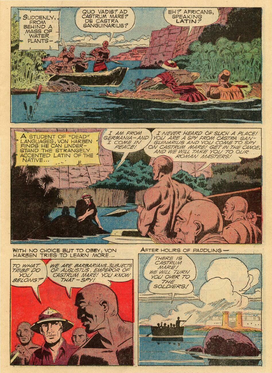 Tarzan (1962) issue 194 - Page 11