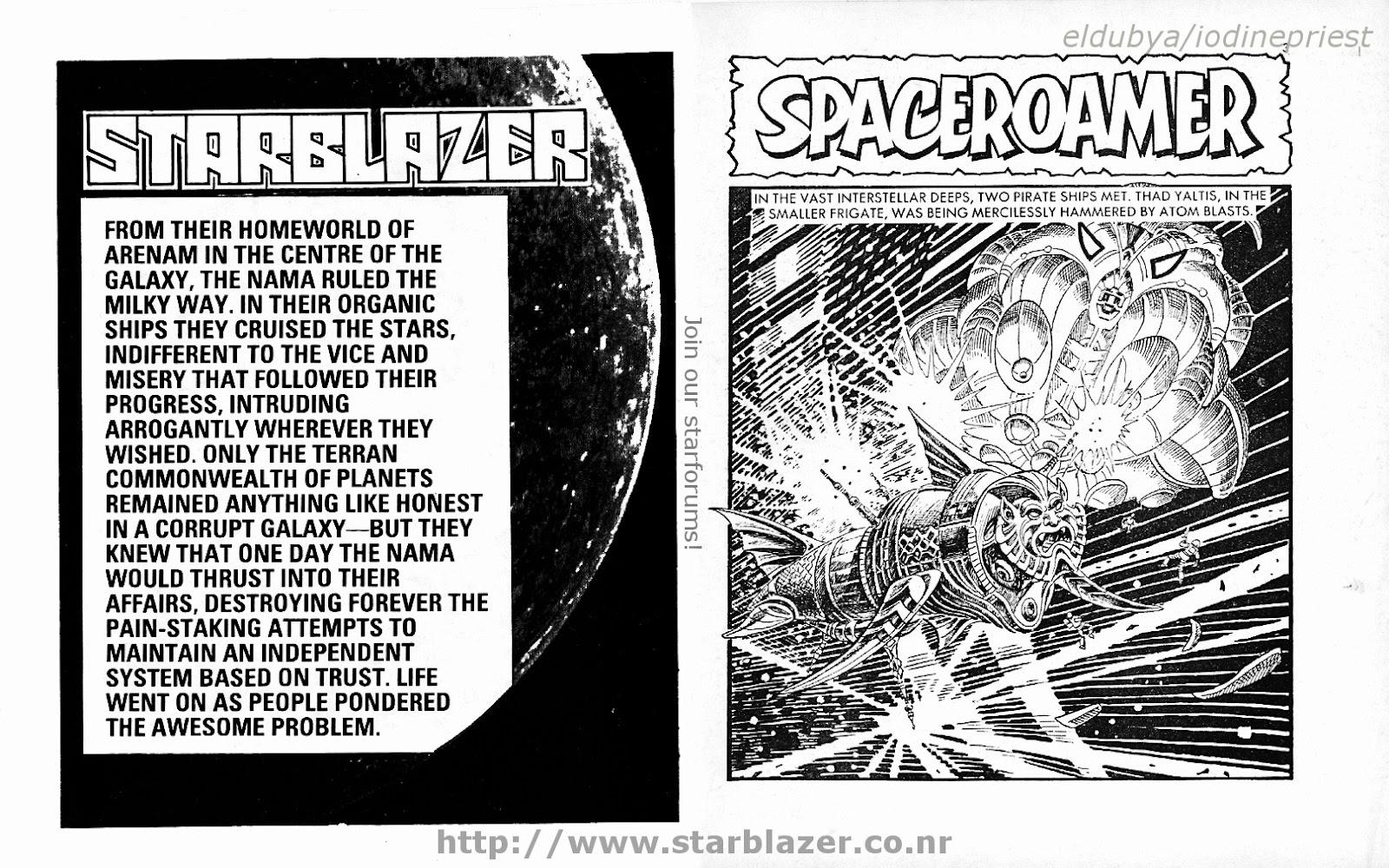 Starblazer issue 141 - Page 3