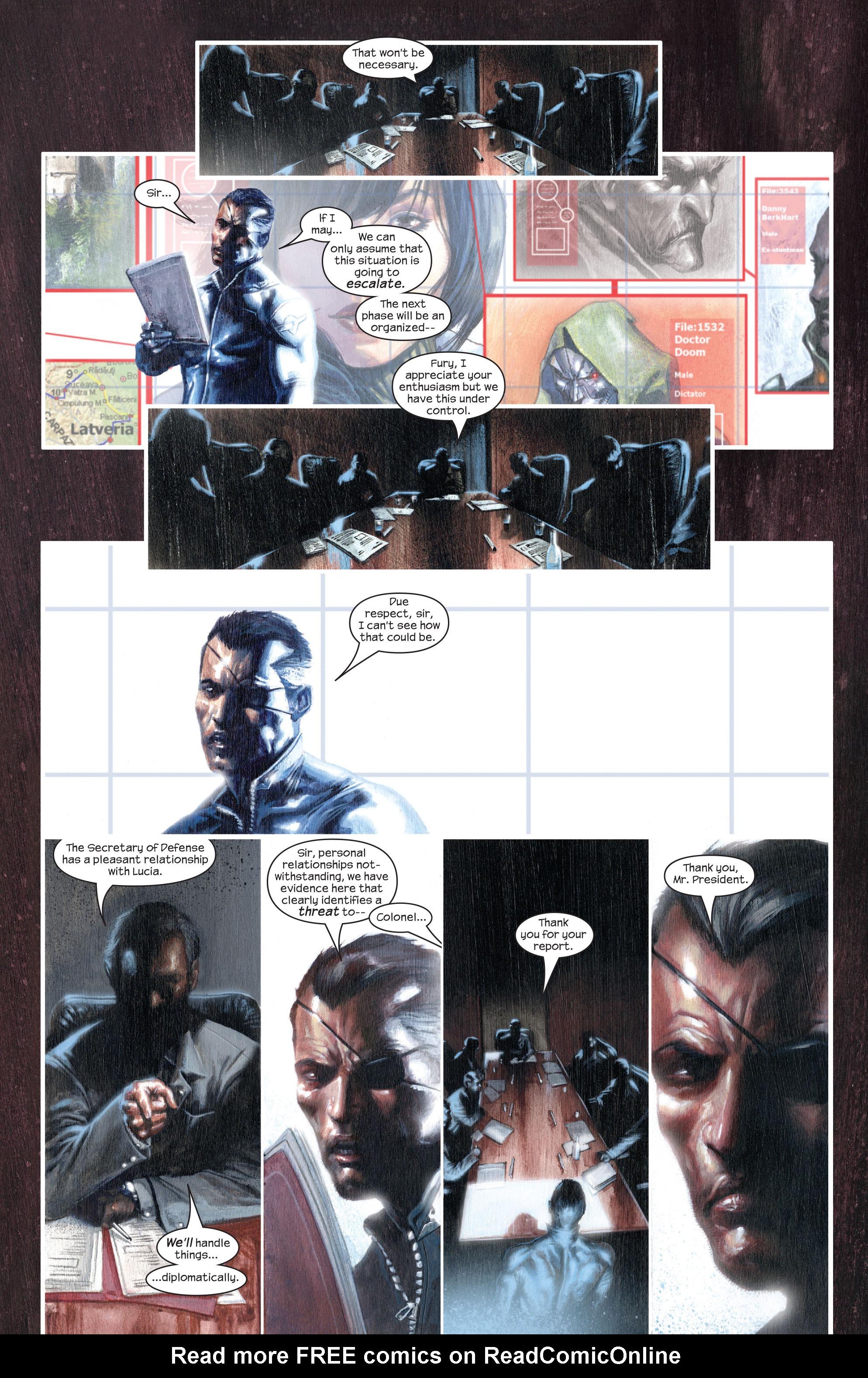 Read online Secret War comic -  Issue # Full - 25