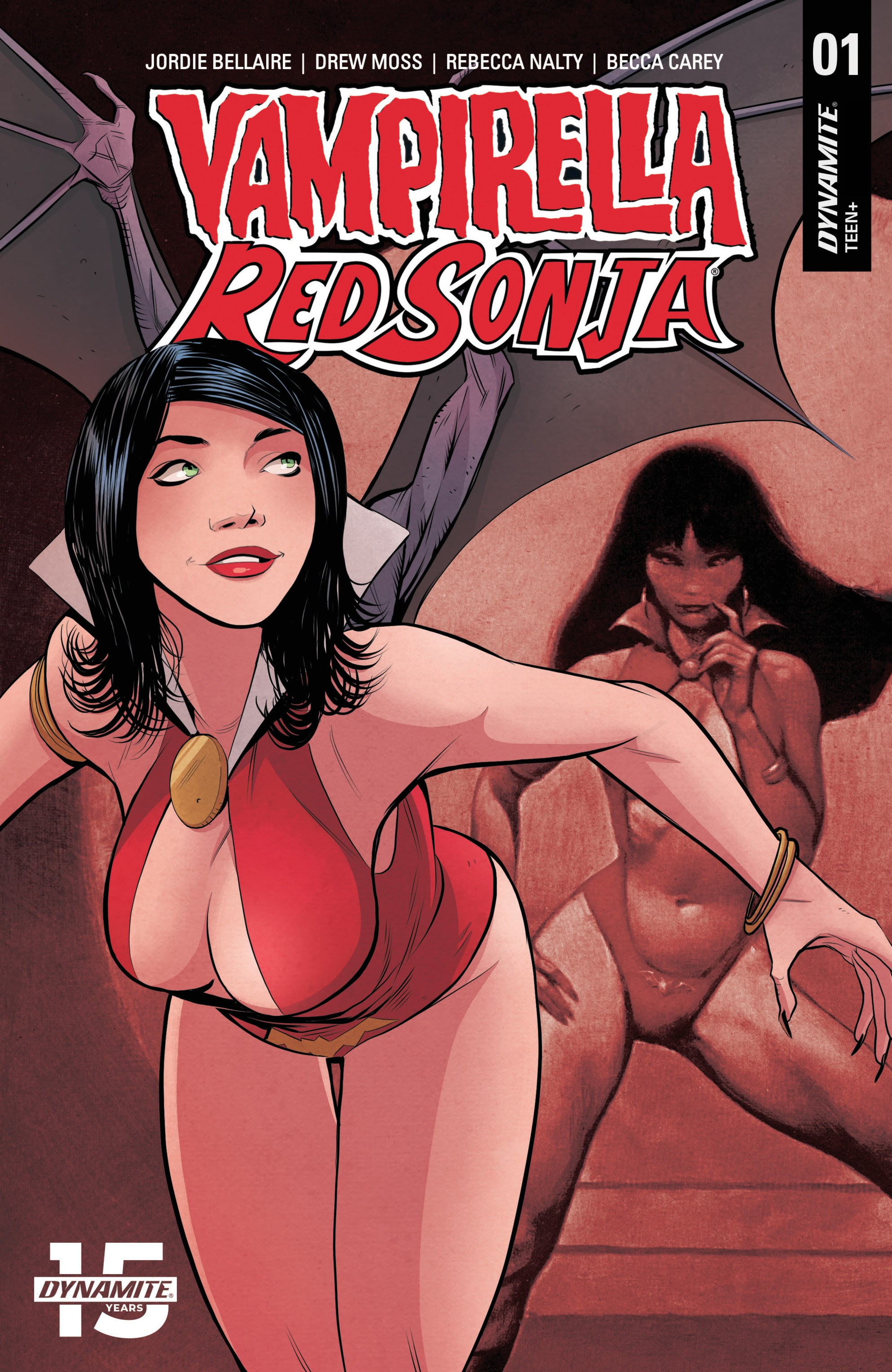 Vampirella/Red Sonja #1 #1 - English 5