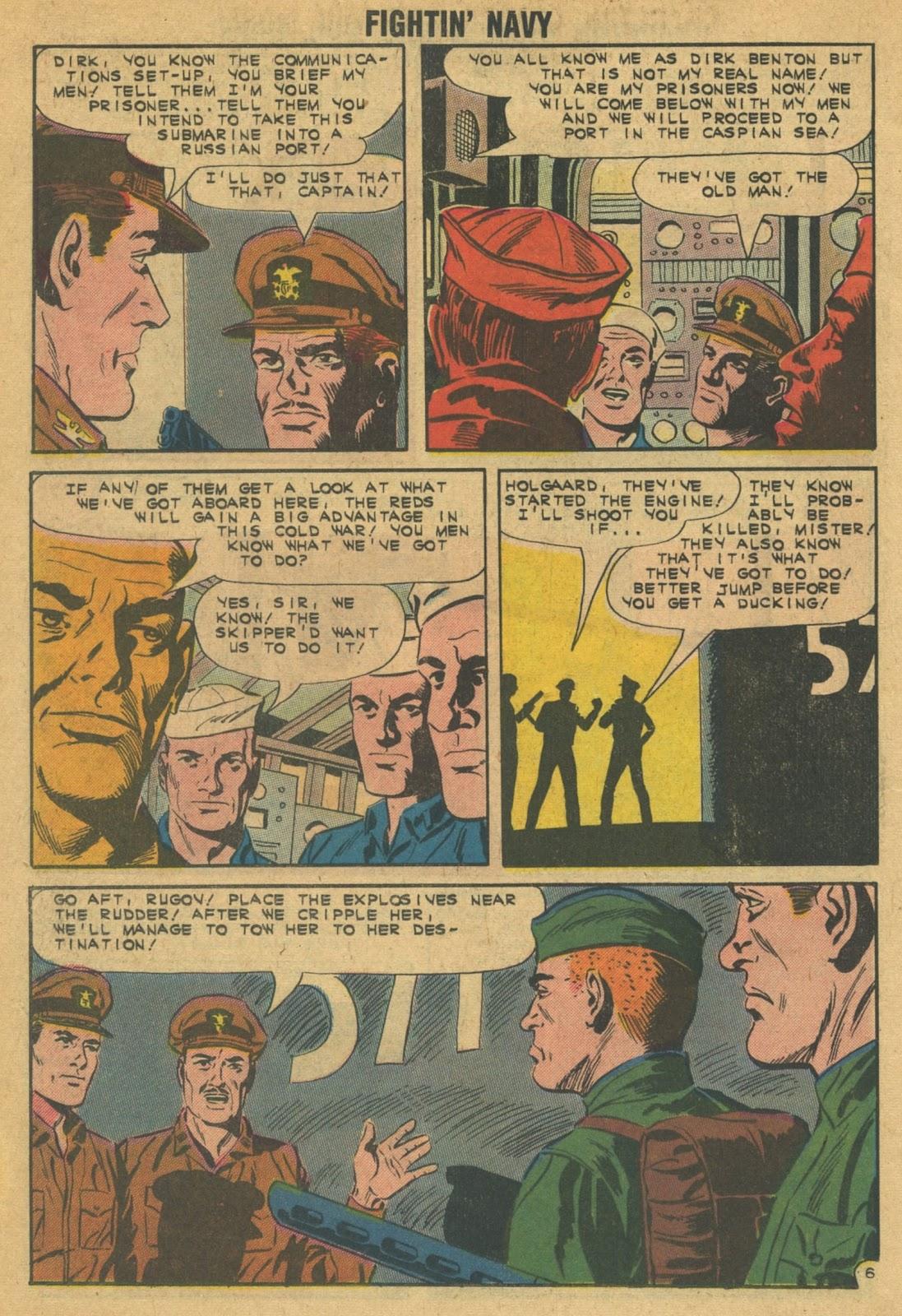 Read online Fightin' Navy comic -  Issue #103 - 18
