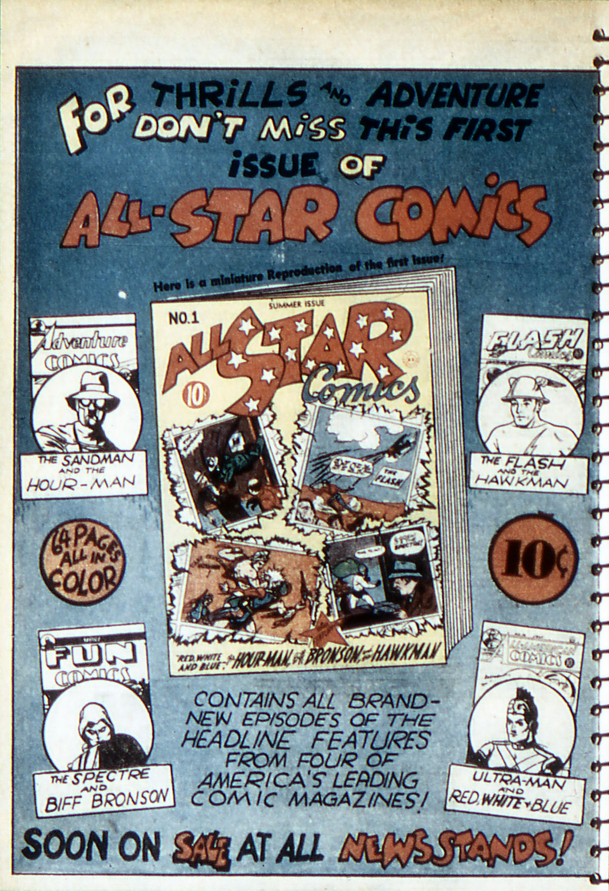 Read online Adventure Comics (1938) comic -  Issue #52 - 19