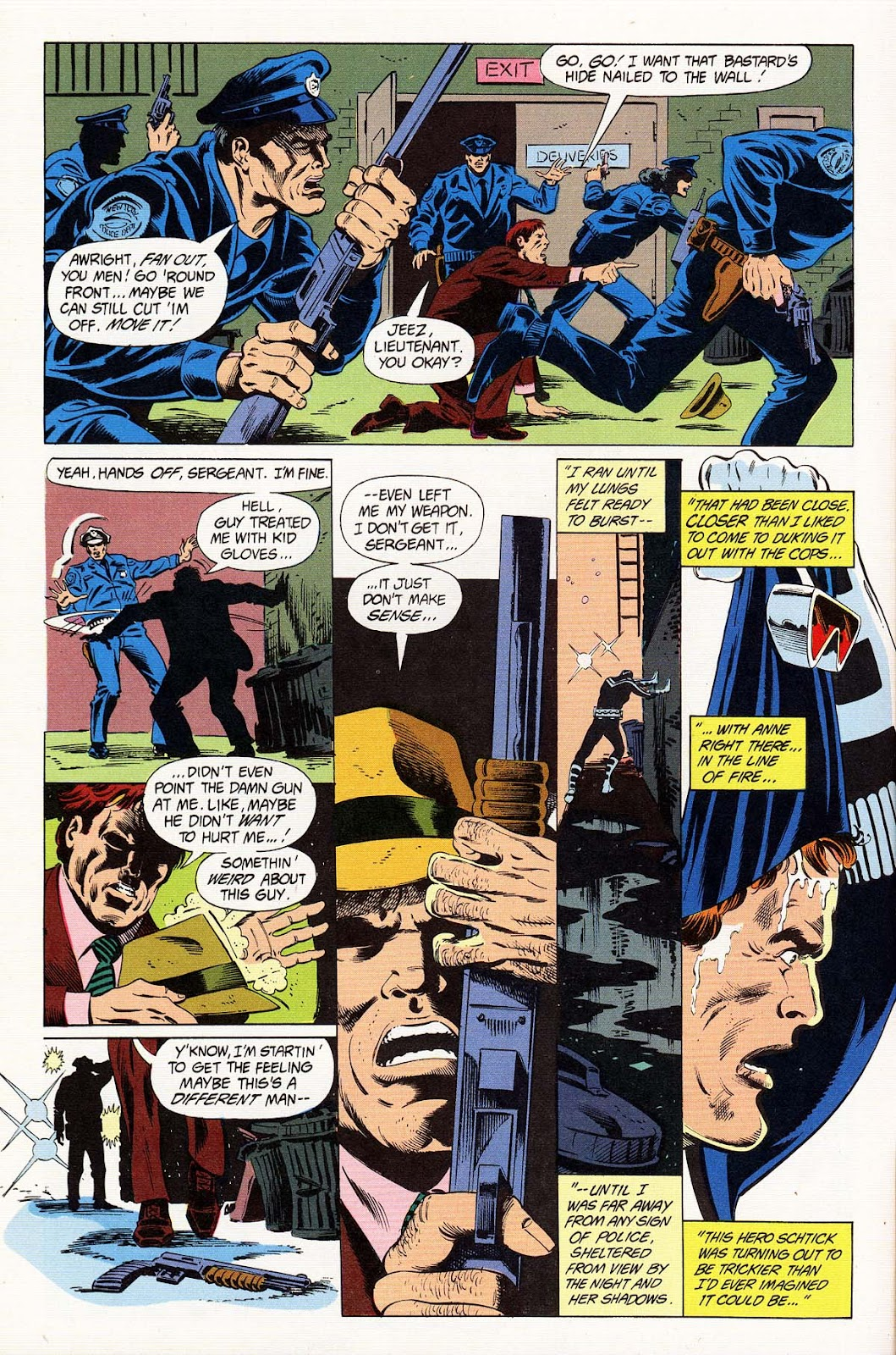 Vigilante (1983) issue 32 - Page 10