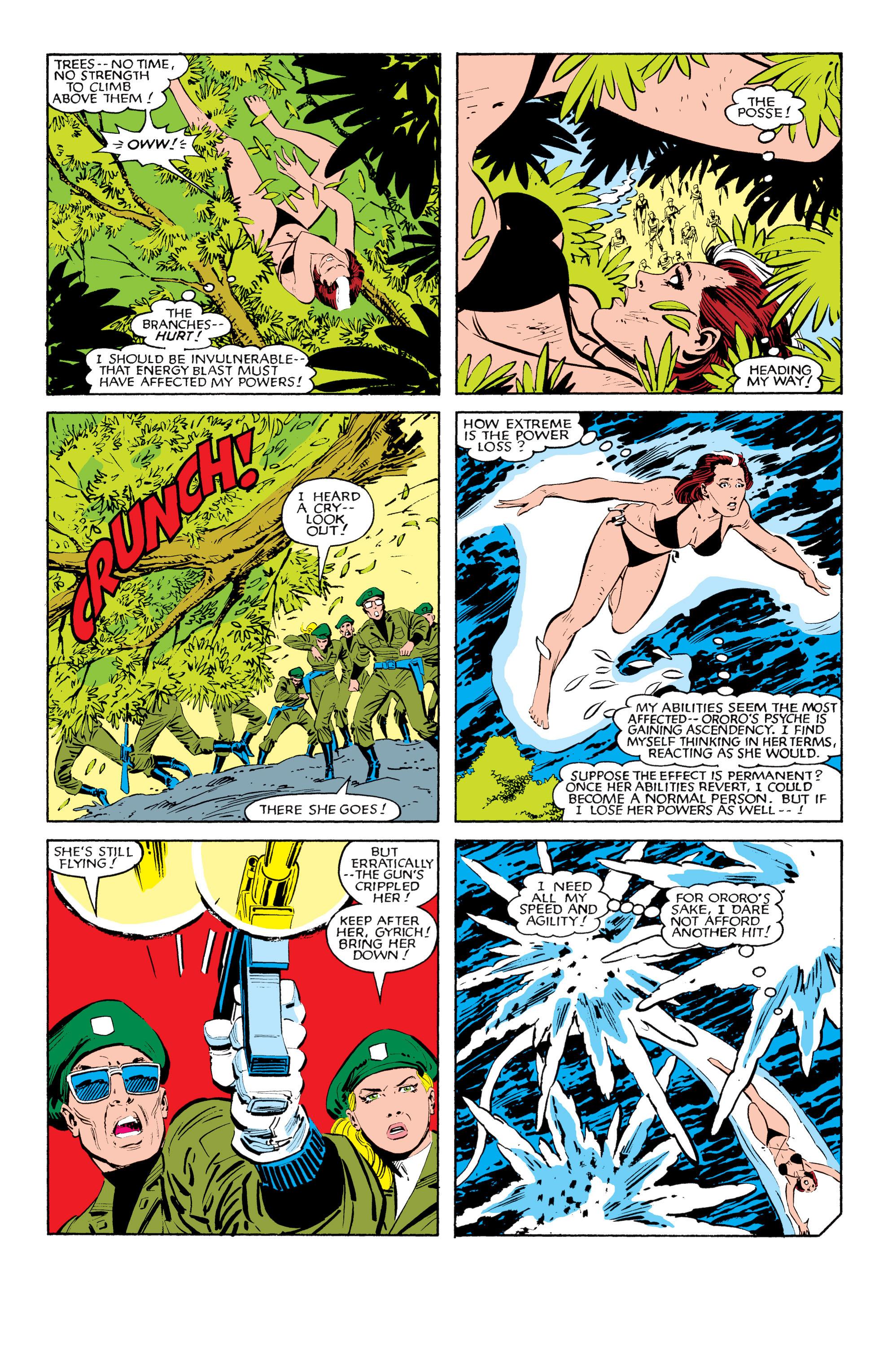 Read online Uncanny X-Men (1963) comic -  Issue #185 - 16