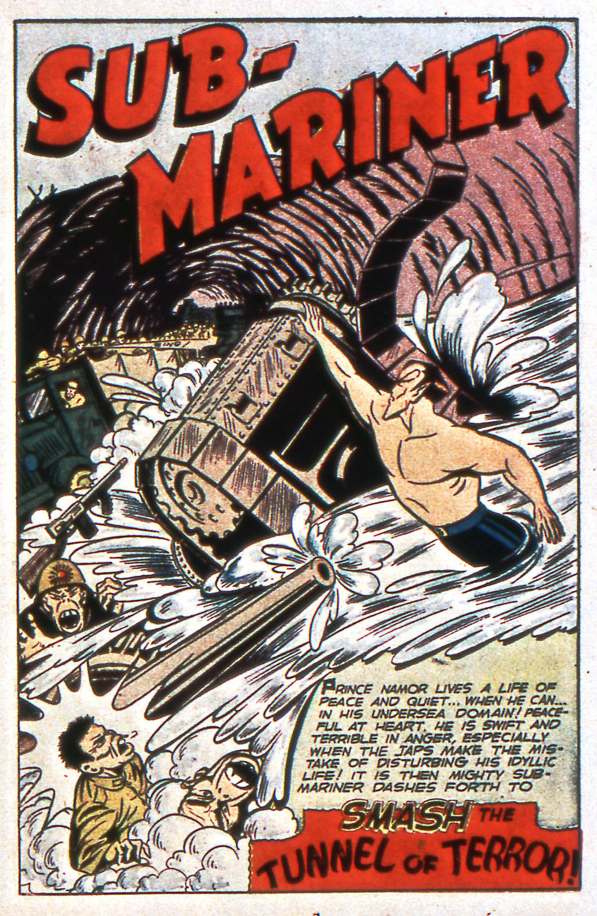 Read online All-Winners Comics comic -  Issue #12 - 29
