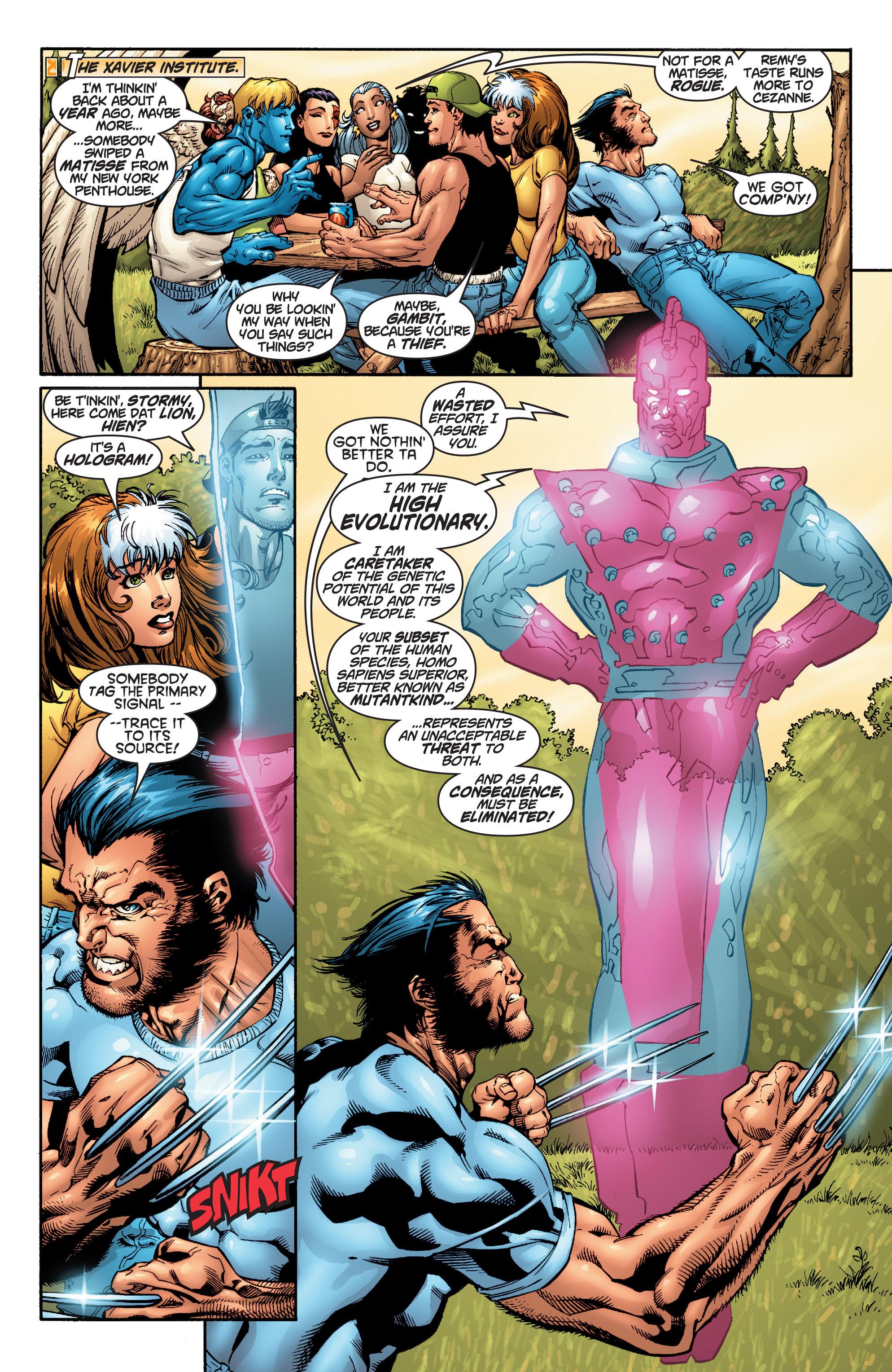 Read online Uncanny X-Men (1963) comic -  Issue #379 - 14