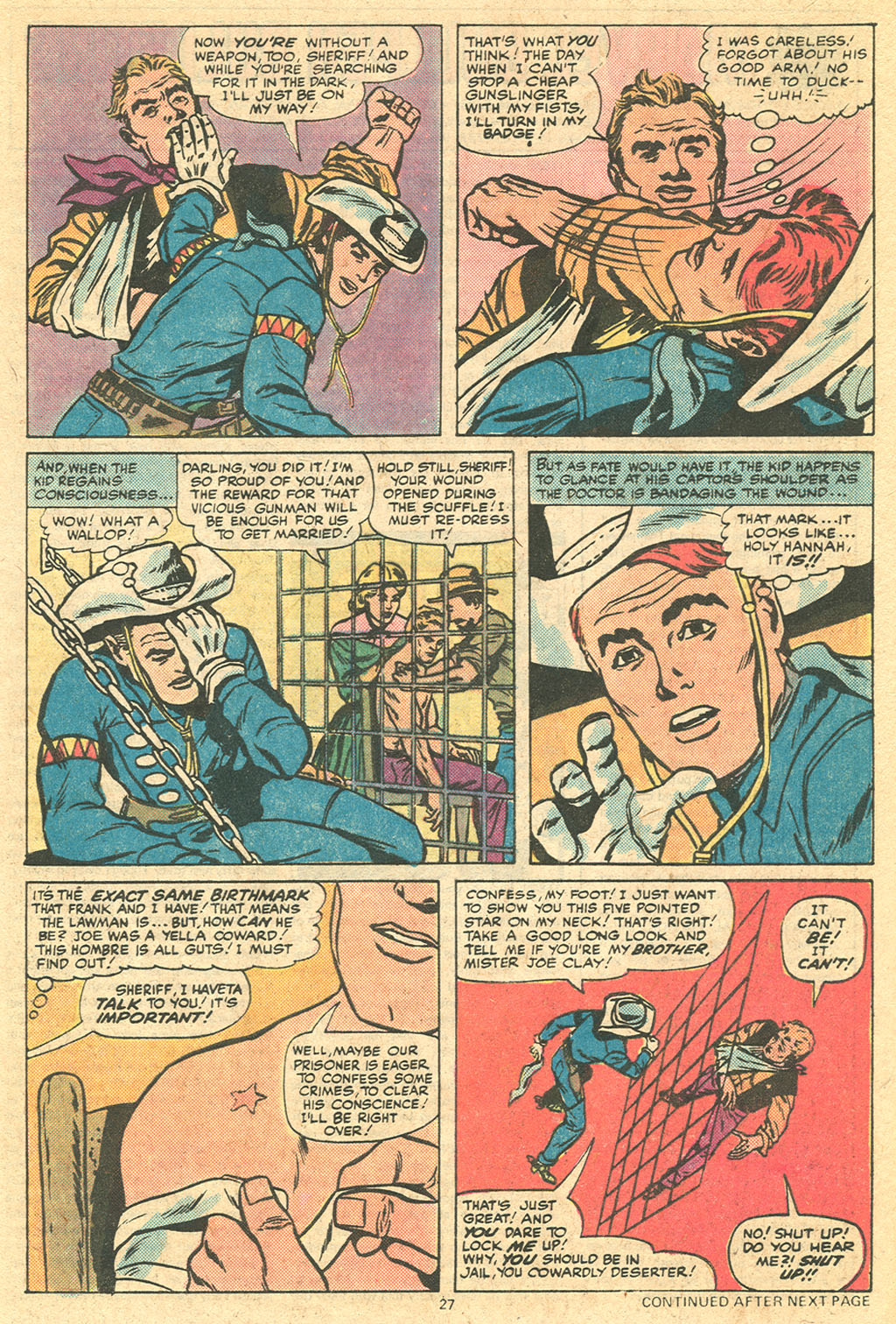 The Rawhide Kid (1955) issue 143 - Page 29
