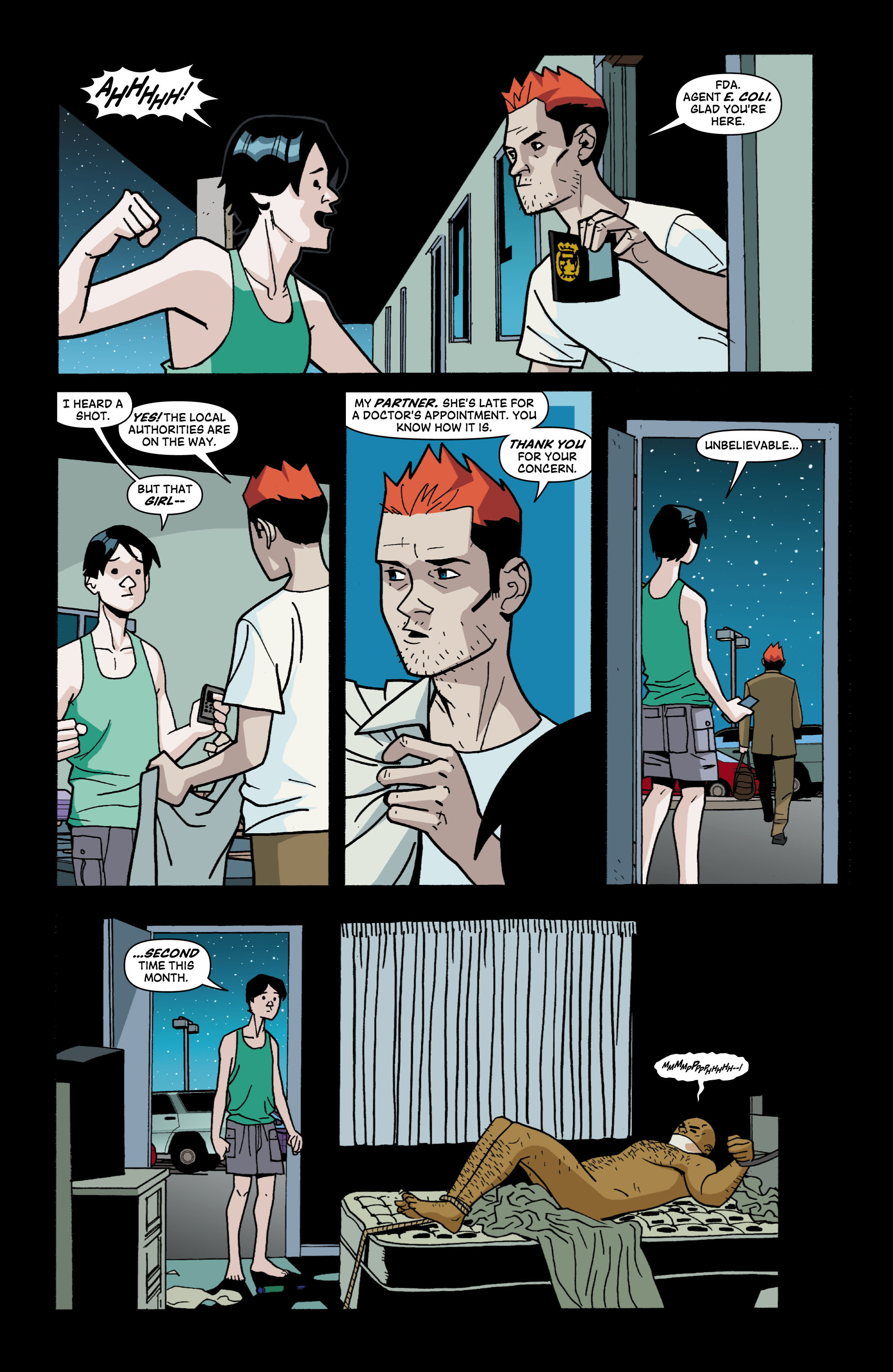 Read online Red Herring comic -  Issue #4 - 6
