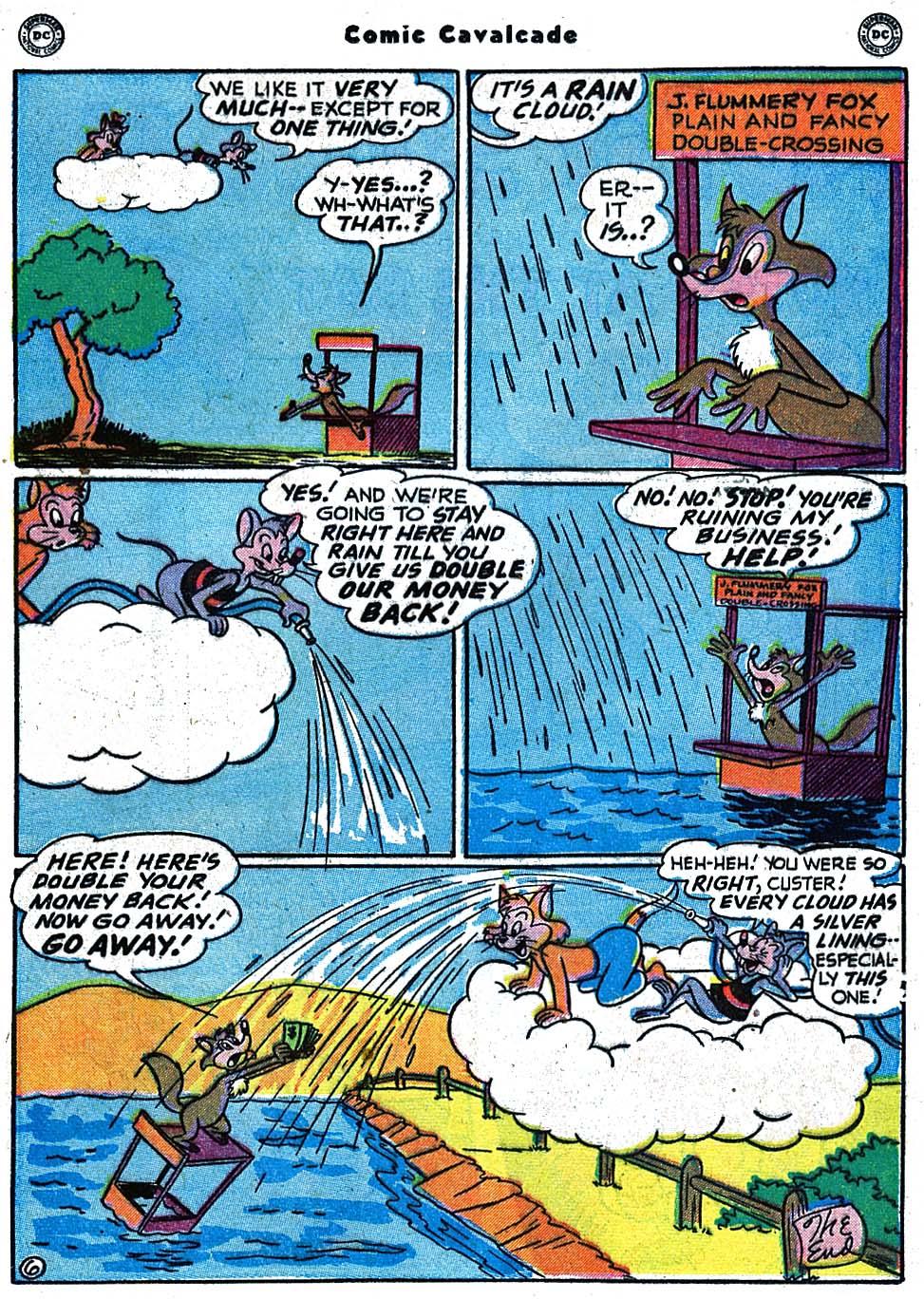 Comic Cavalcade issue 38 - Page 67