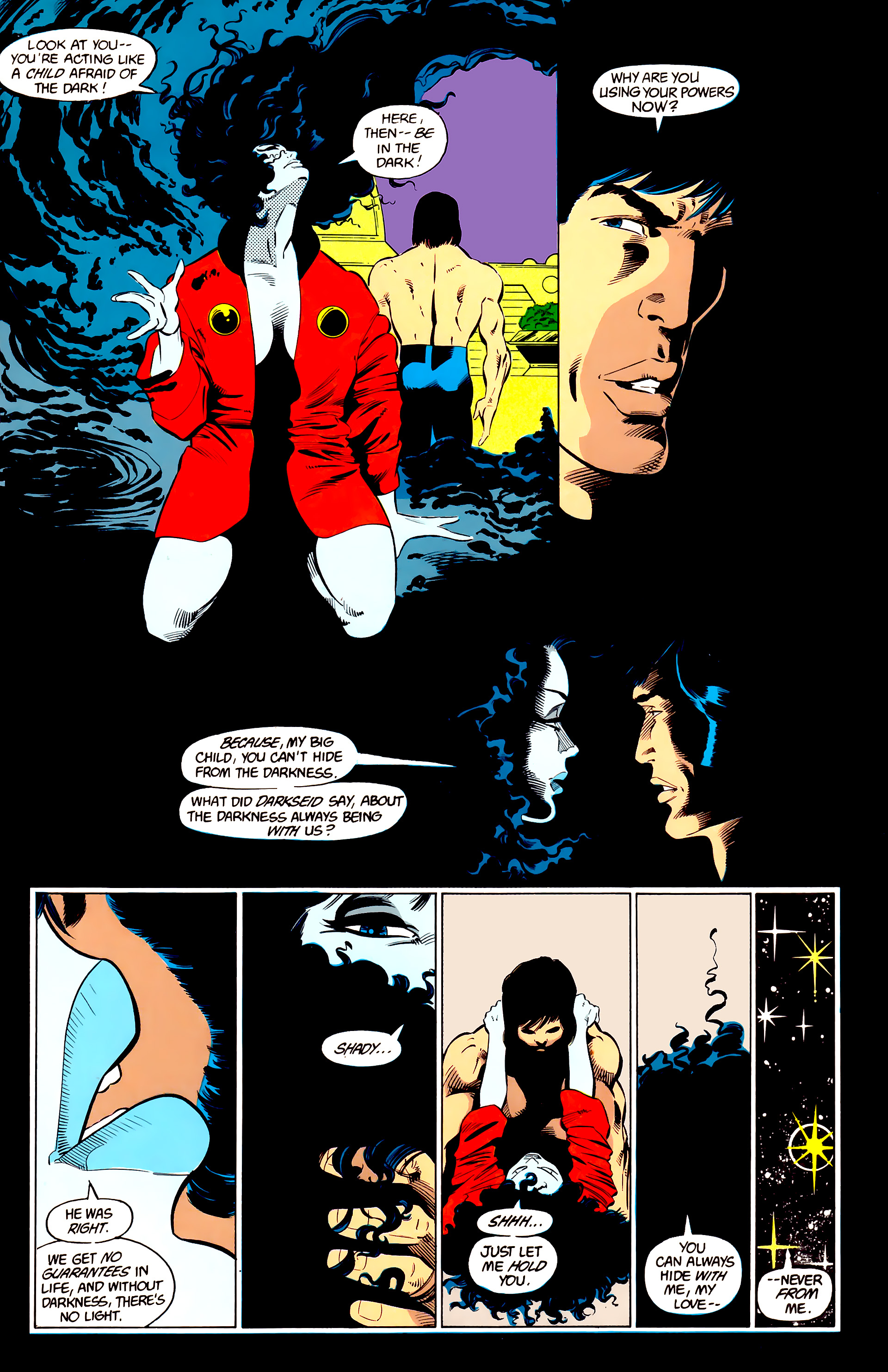 Legion of Super-Heroes (1984) 24 Page 17