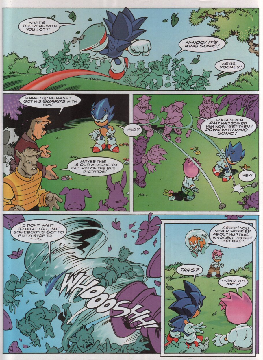 Read online Sonic the Comic comic -  Issue #168 - 3